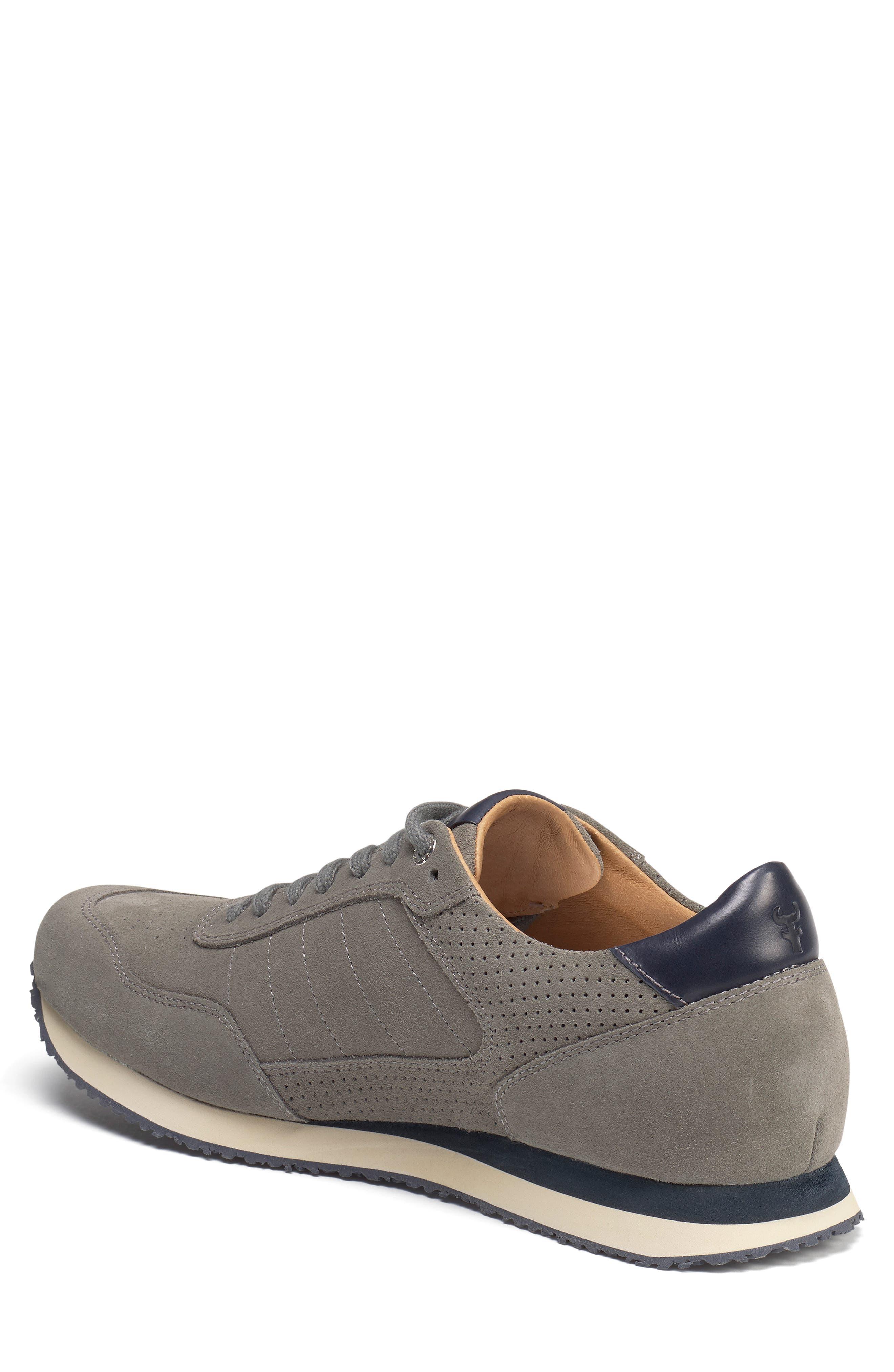 Aiden Sneaker,                             Alternate thumbnail 2, color,                             GREY SUEDE