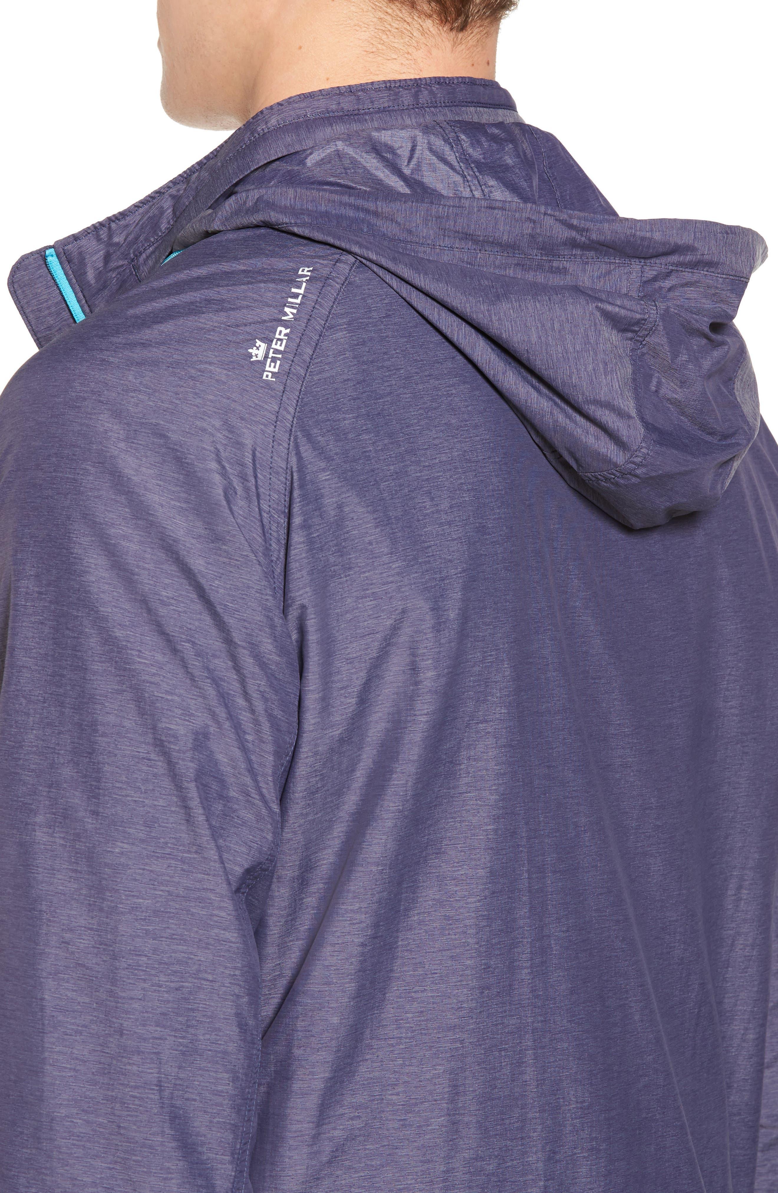 Nagano Windbreaker Jacket,                             Alternate thumbnail 8, color,