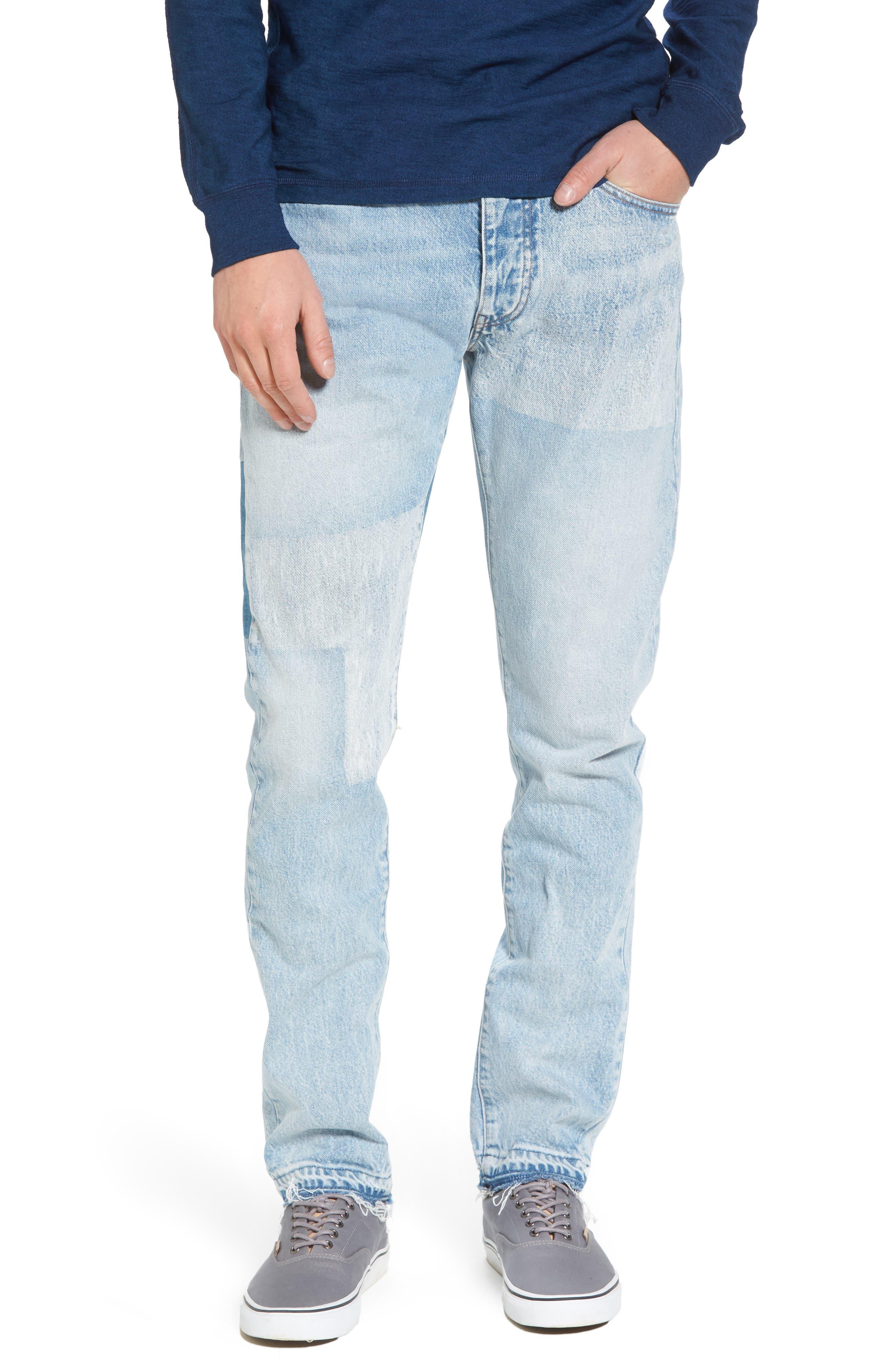 Studio Slim Fit Jeans,                             Main thumbnail 1, color,