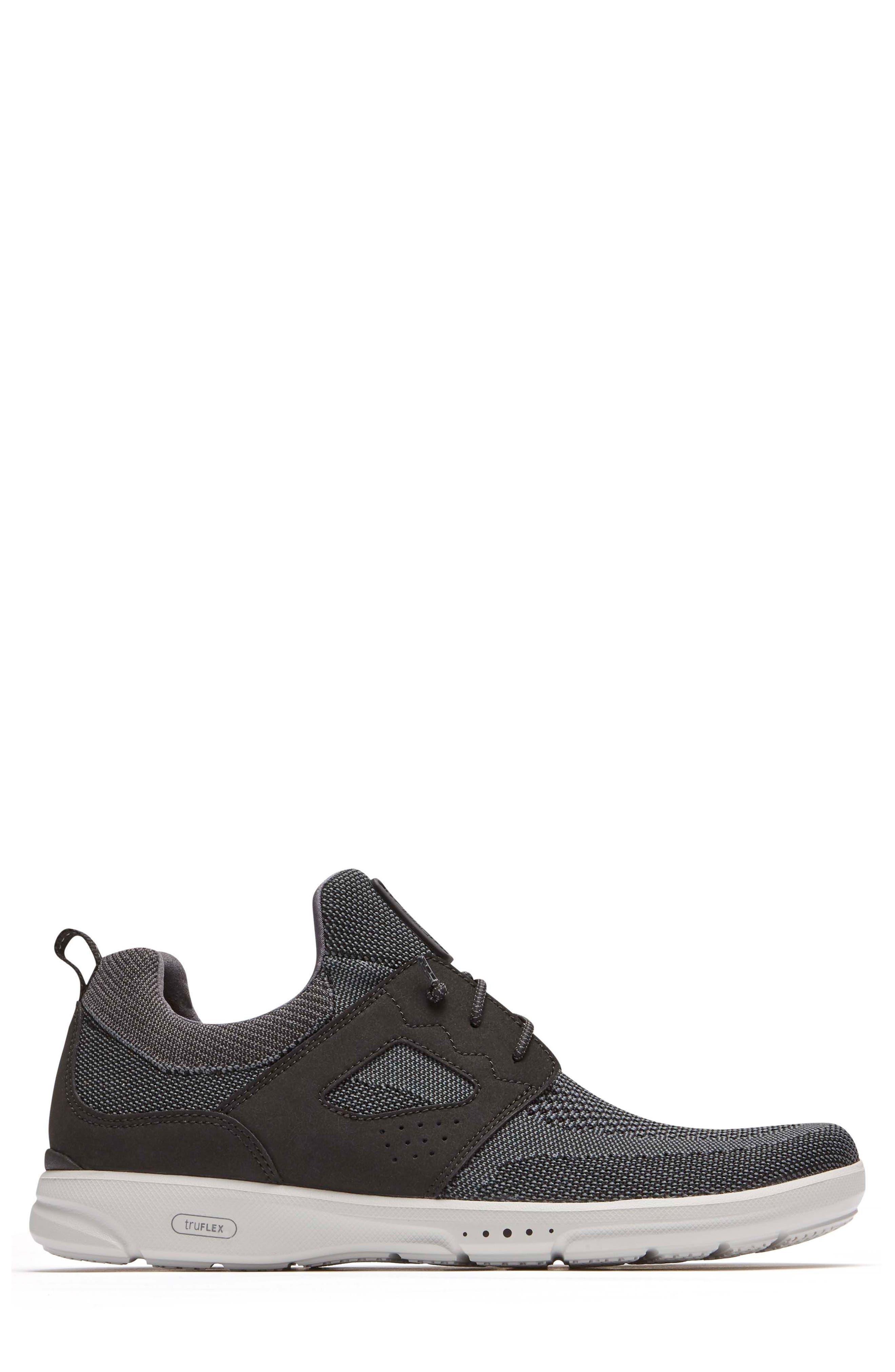 truFlex Sneaker,                             Alternate thumbnail 3, color,                             001