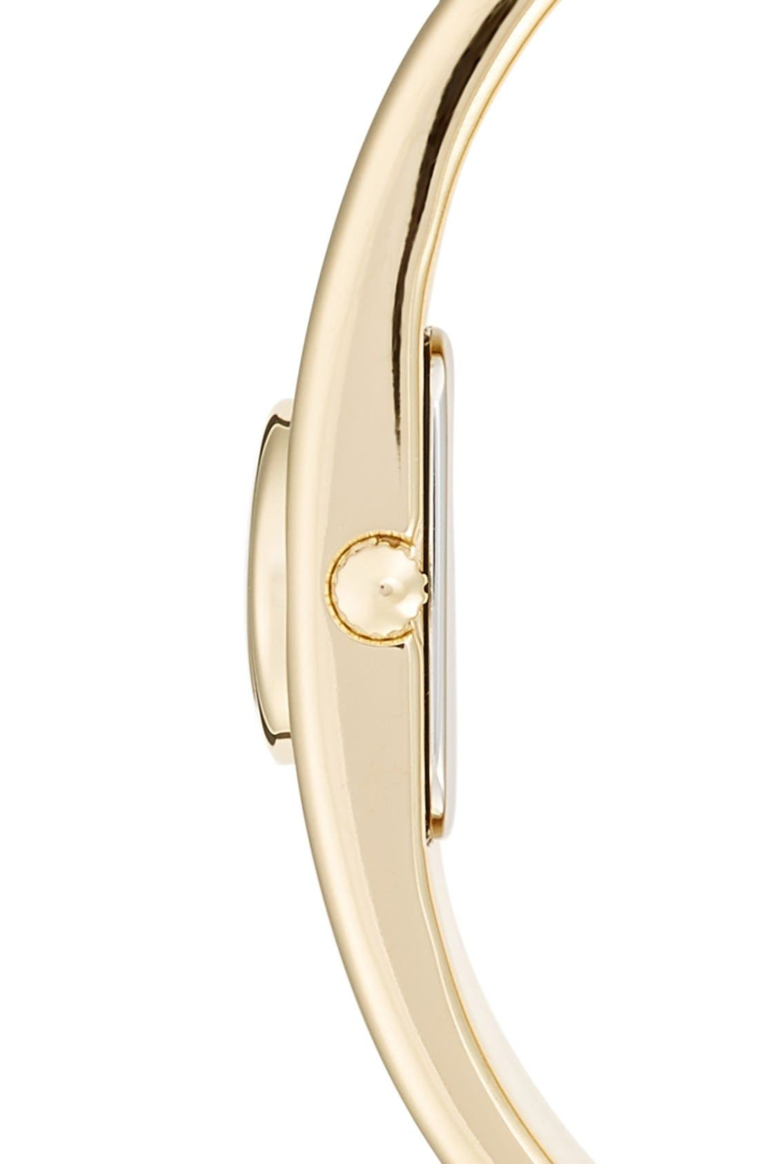 'Scout' Etched Bangle Watch, 16mm,                             Alternate thumbnail 9, color,