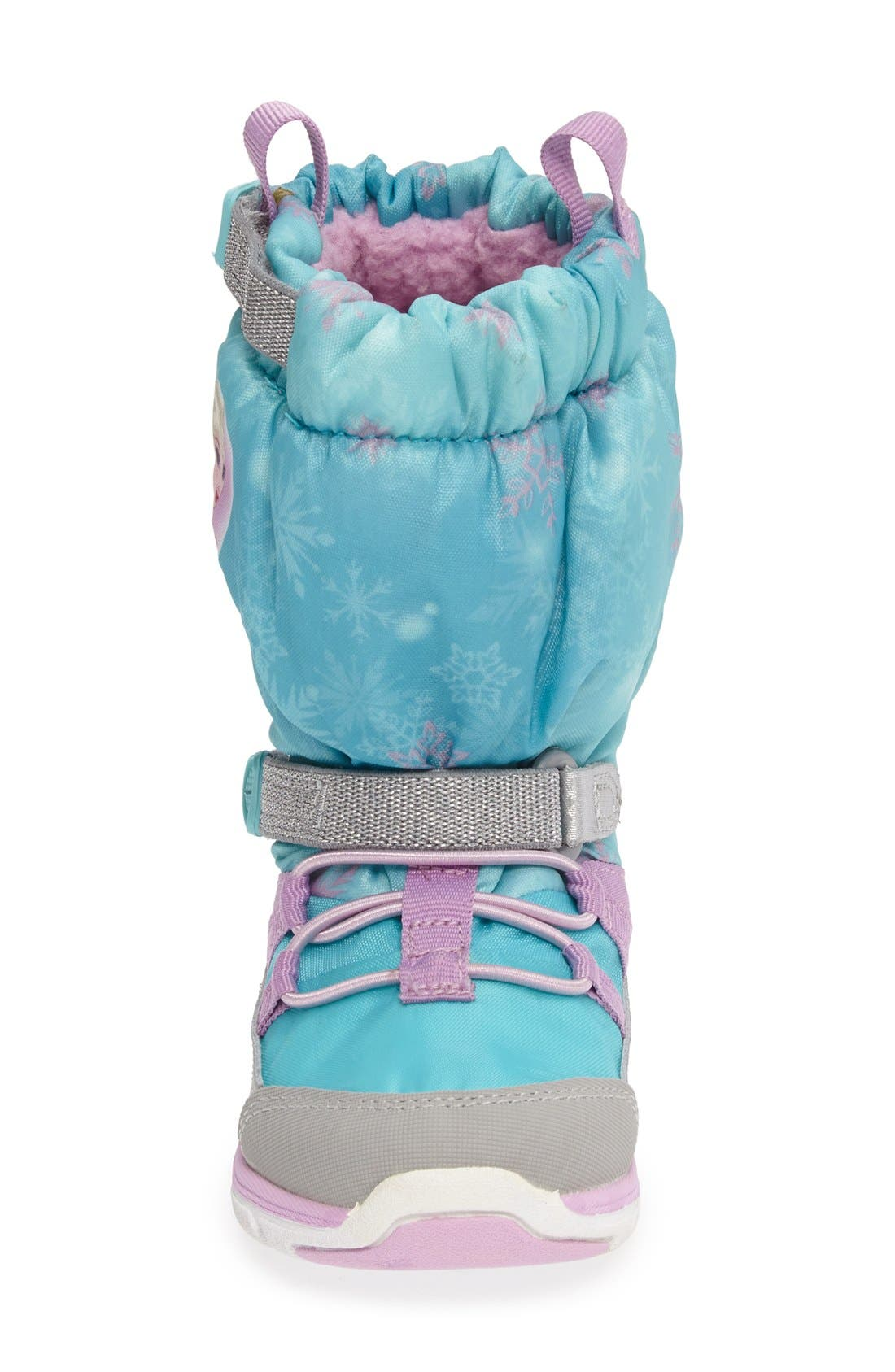 Disney<sup>®</sup> Frozen Made2Play Sneaker Boot,                             Alternate thumbnail 6, color,                             452