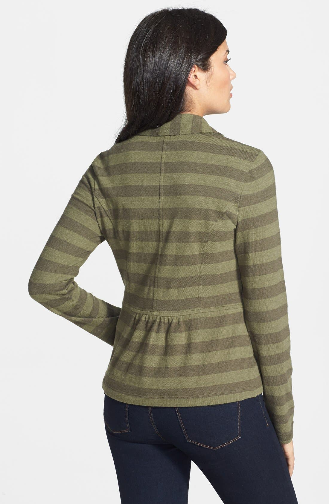 Cotton Knit Jacket,                             Alternate thumbnail 19, color,
