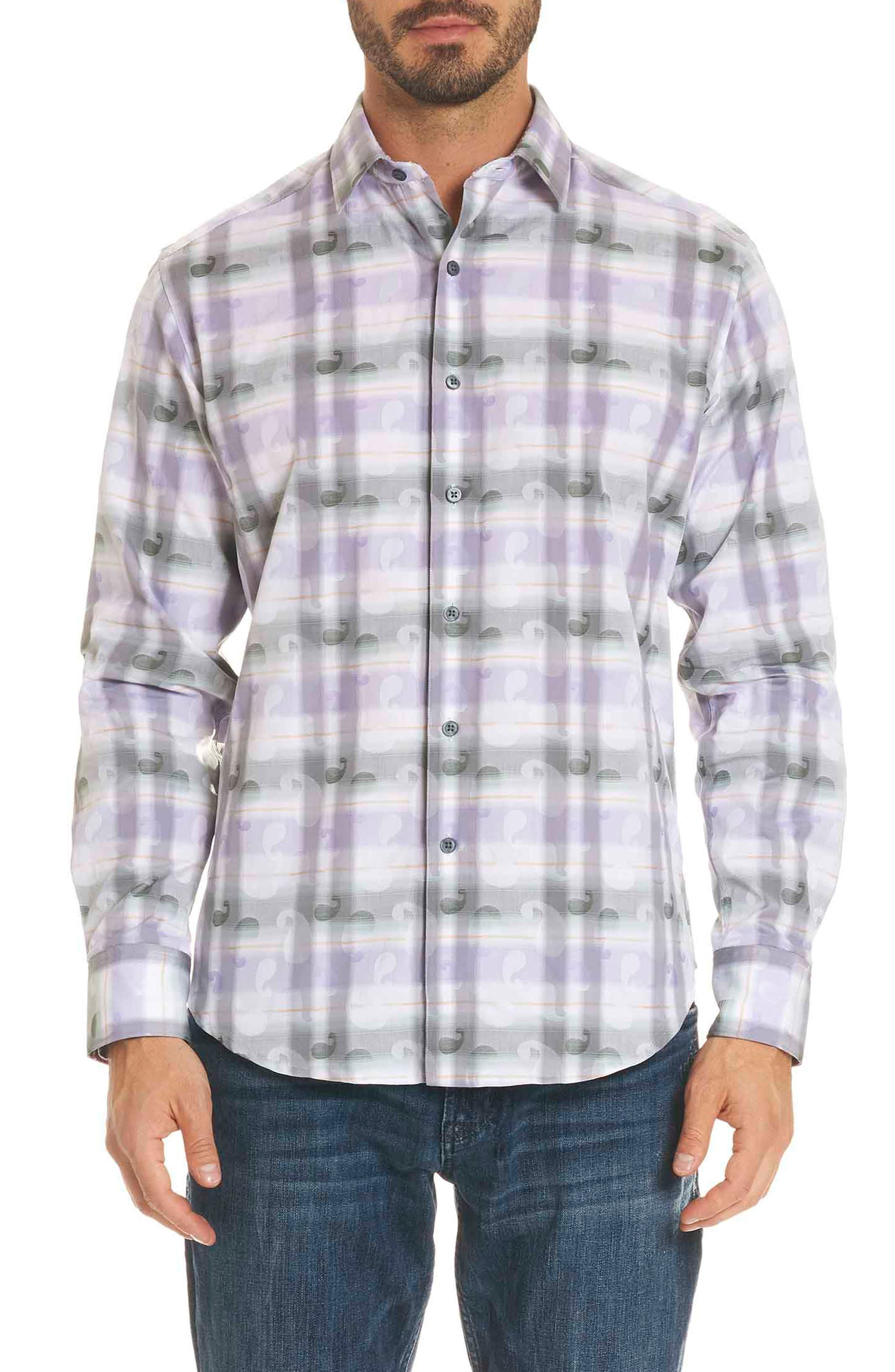 Santos Classic Fit Sport Shirt,                         Main,                         color, 278