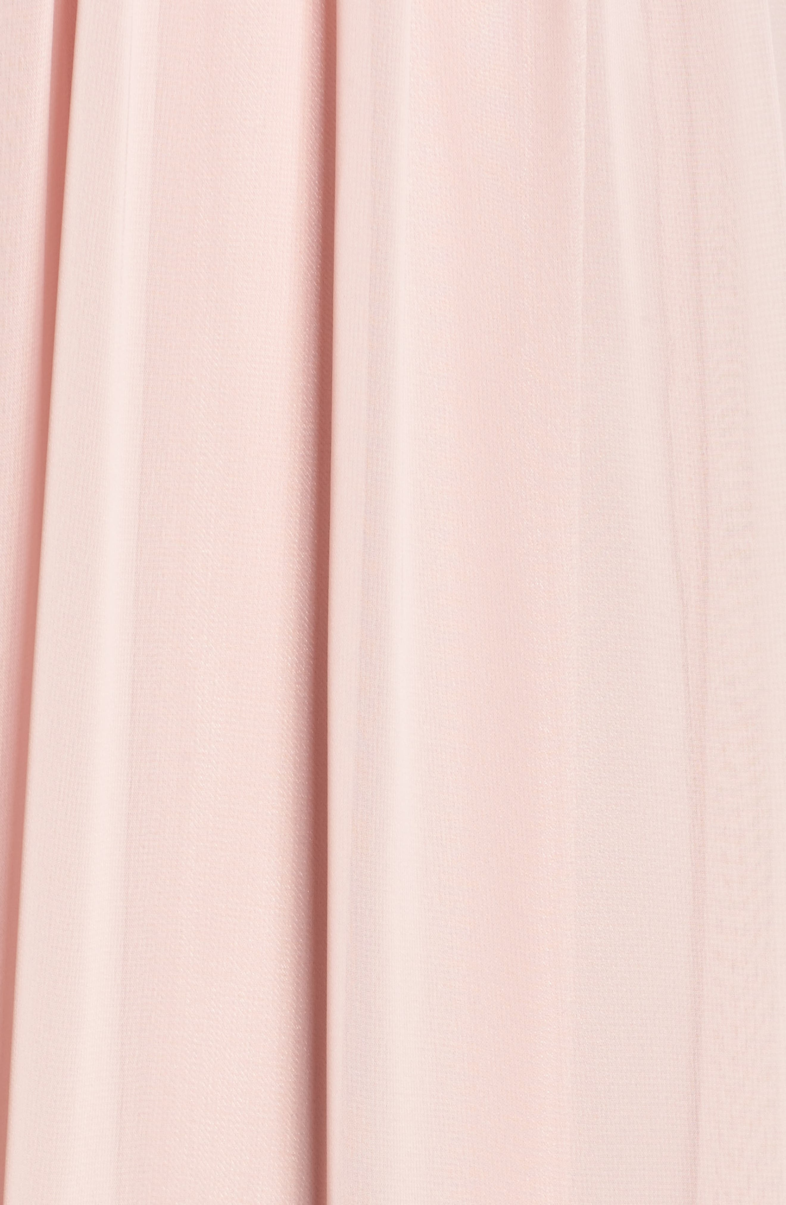 Beaded Halter Gown,                             Alternate thumbnail 6, color,                             684