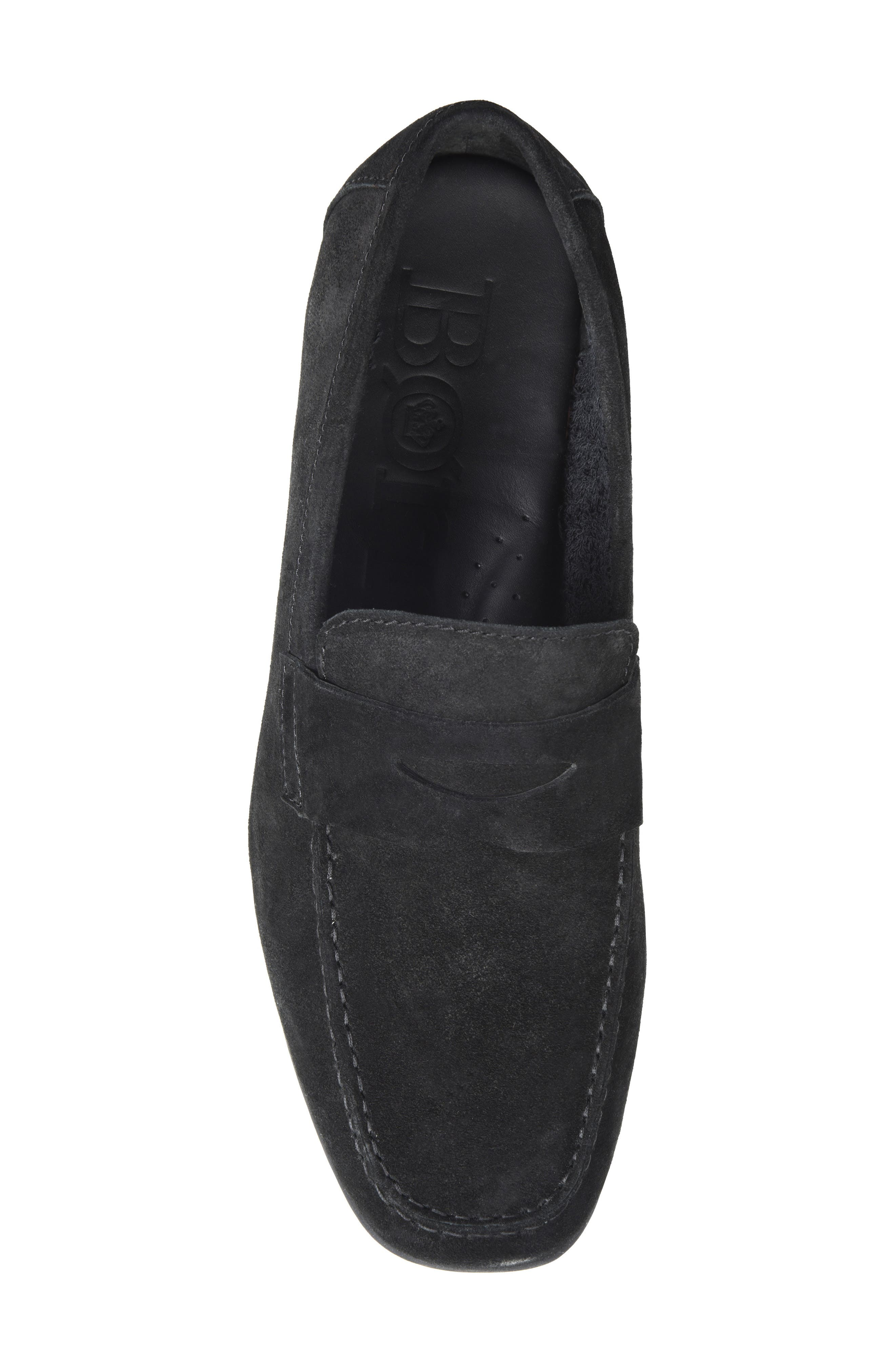 'Dave' Penny Loafer,                             Alternate thumbnail 5, color,                             003