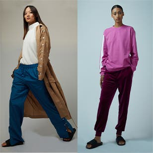 New urban-sport collection from Tibi.