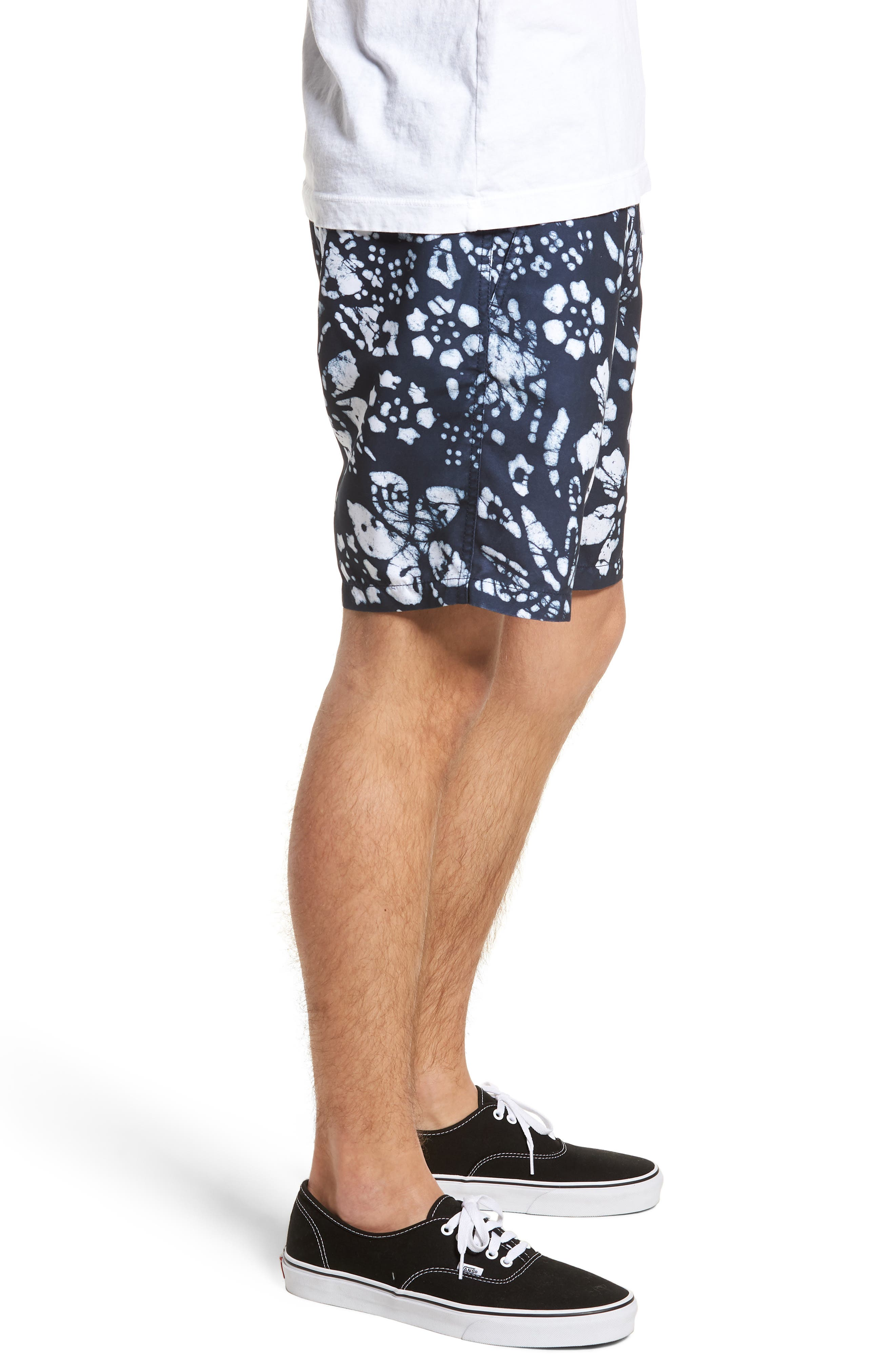 Trippin Decksider Shorts,                             Alternate thumbnail 3, color,                             420