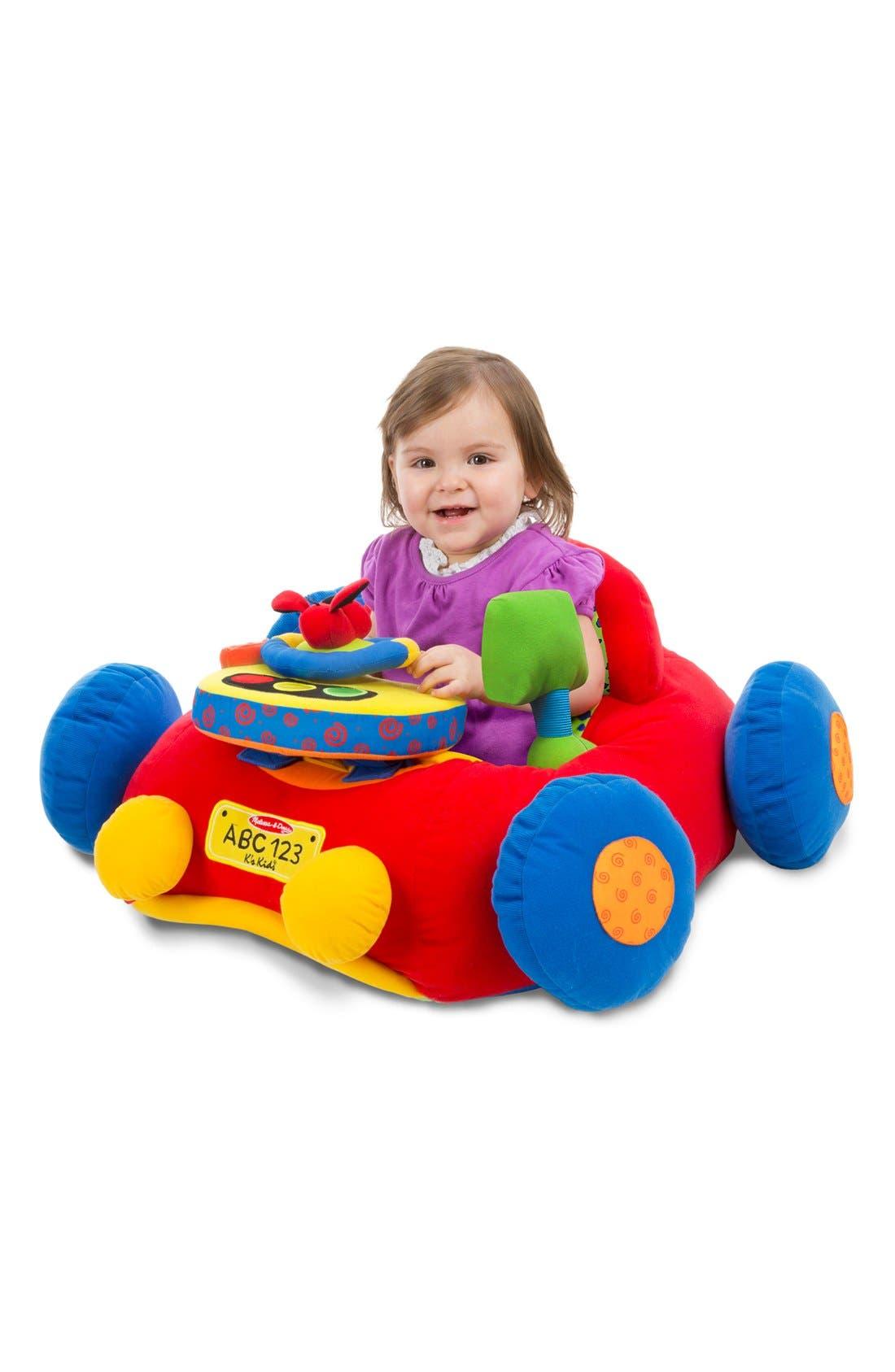 'Beep-Beep' Play Car,                             Alternate thumbnail 2, color,                             RED