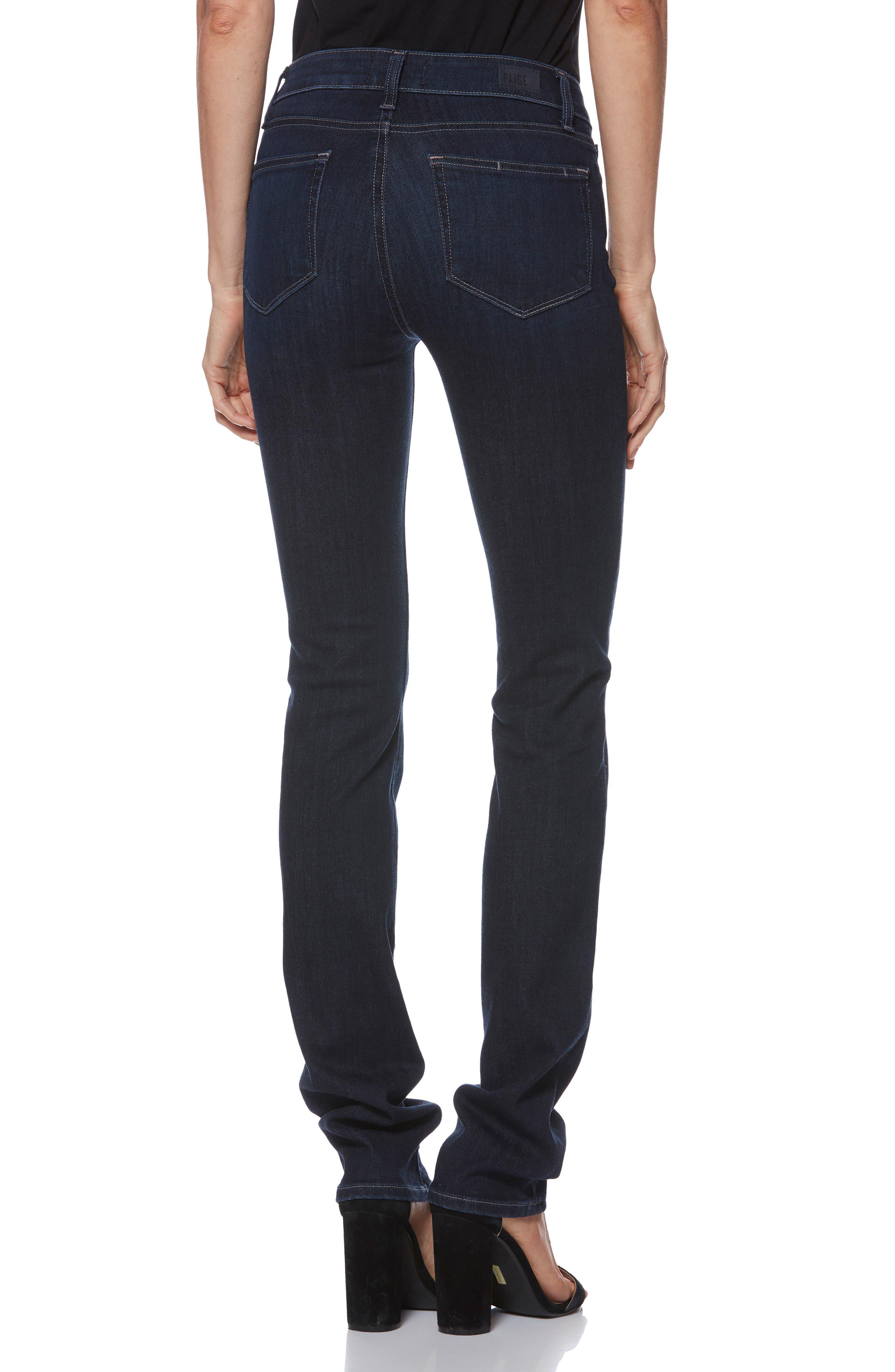 Skyline Straight Leg Jeans,                             Alternate thumbnail 2, color,                             DALY