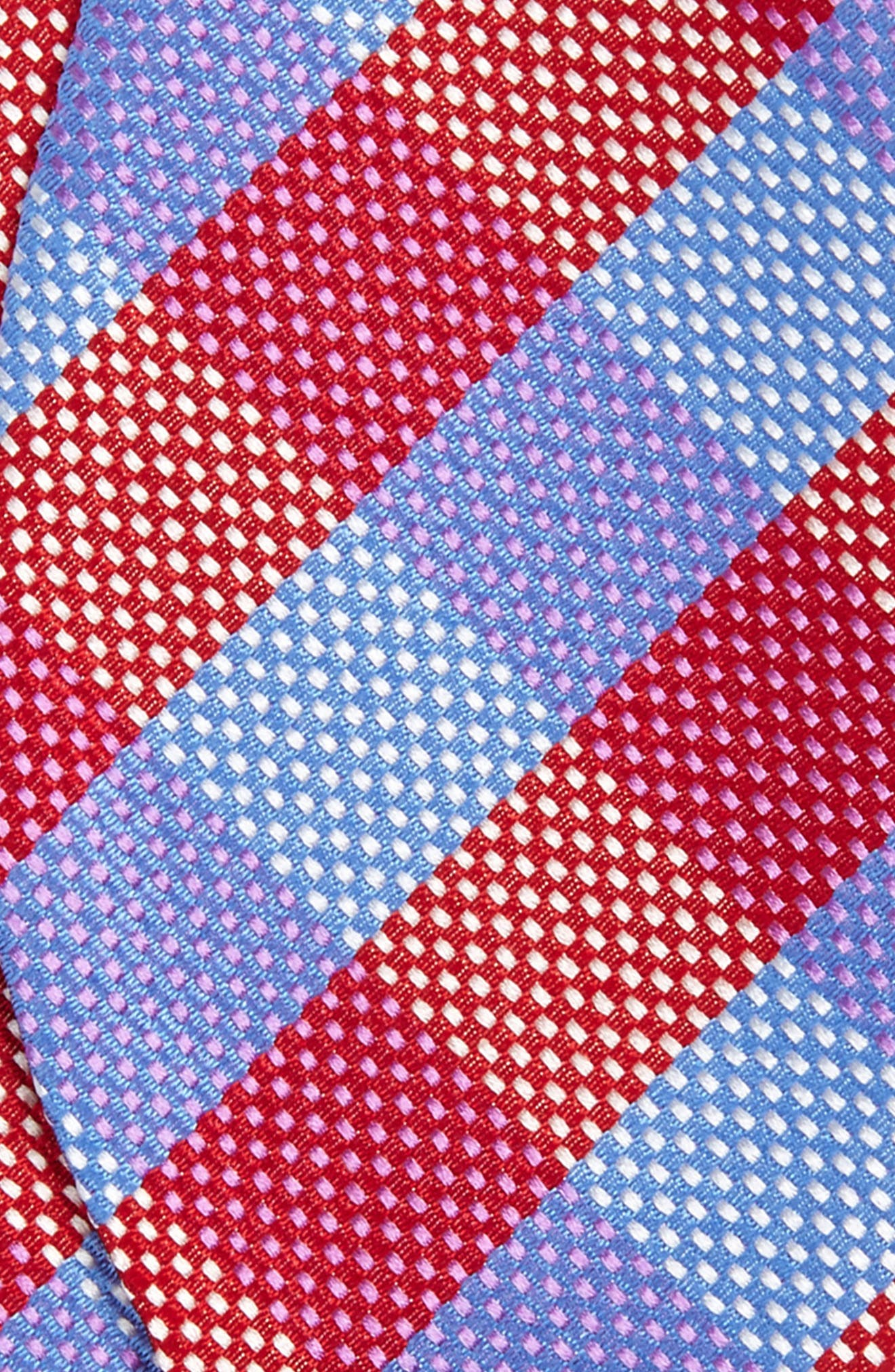 Derby Check Silk Bow Tie,                             Alternate thumbnail 16, color,