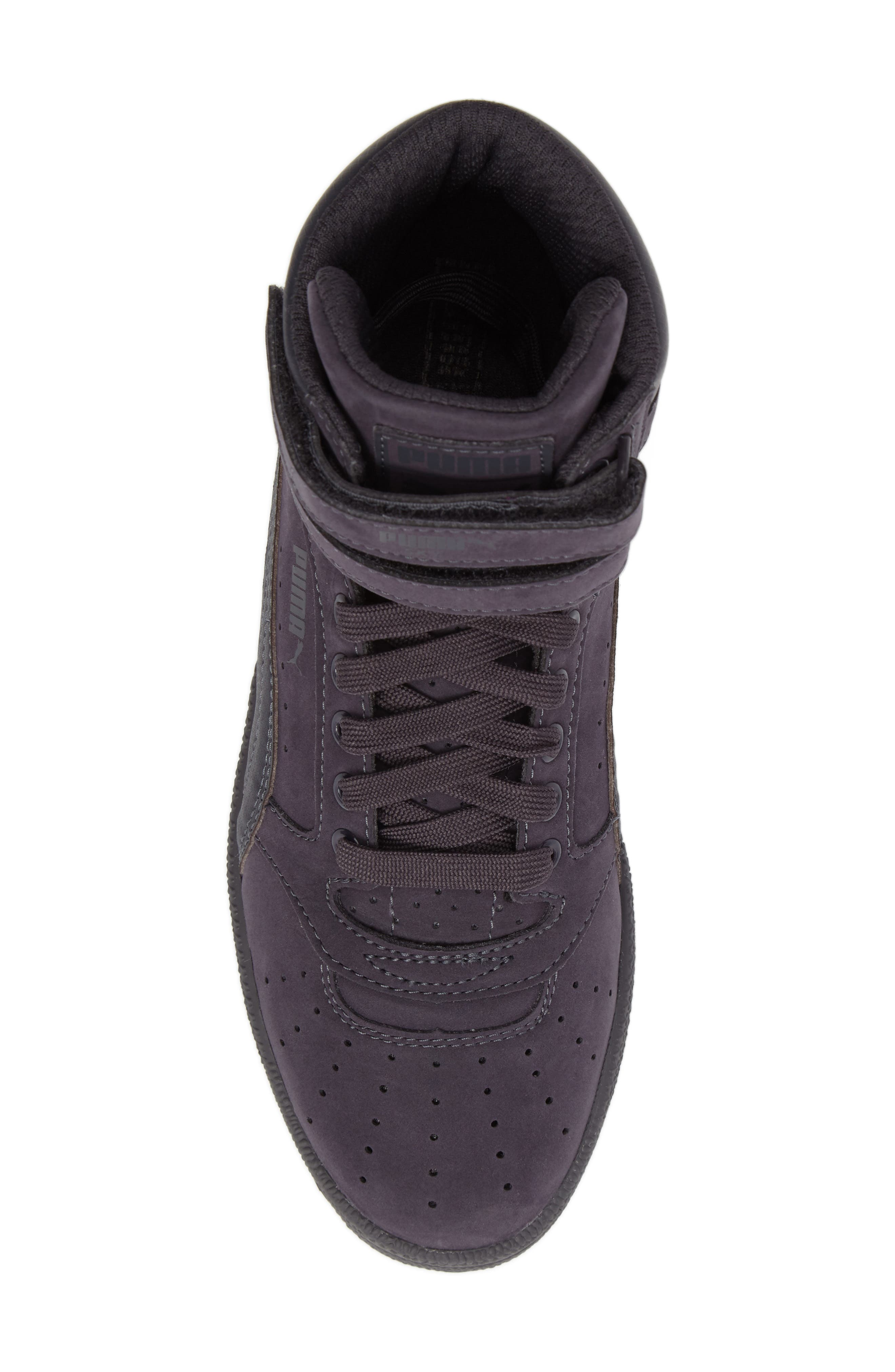 Ski II High Top Sneaker,                             Alternate thumbnail 9, color,