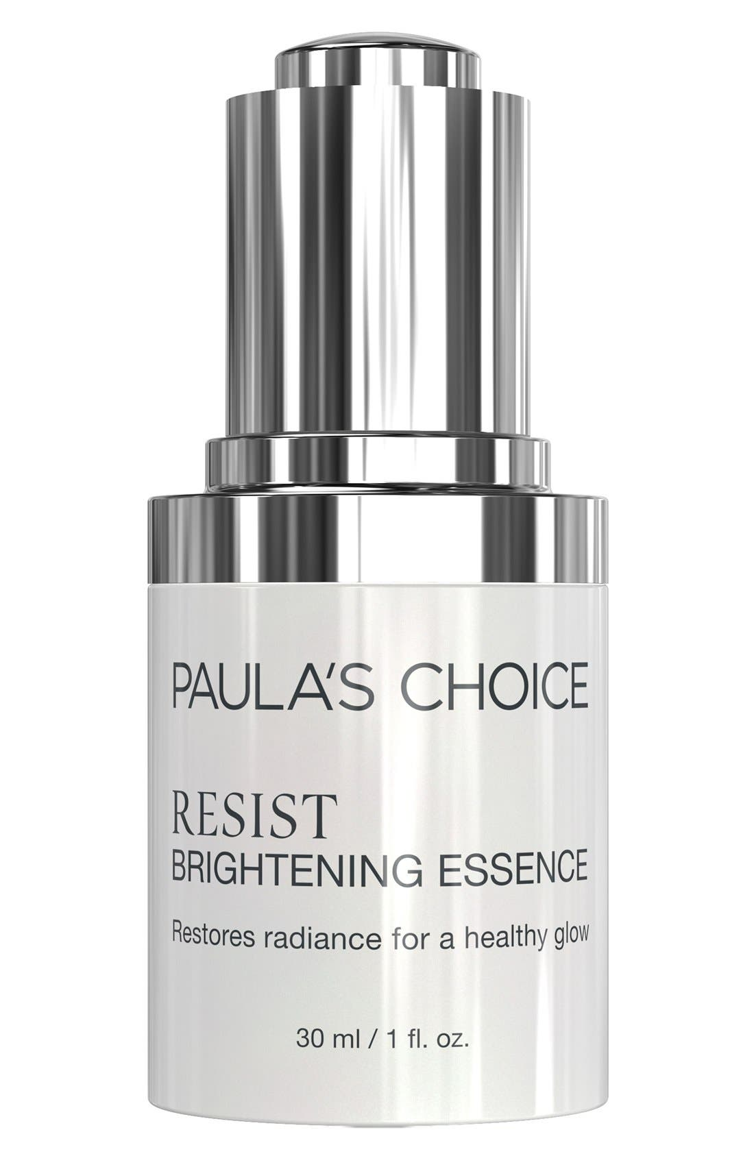 Resist Brightening Essence,                             Main thumbnail 1, color,                             NO COLOR