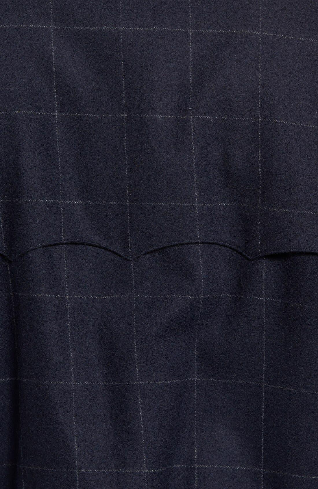 Wool G9 Harrington Jacket,                             Alternate thumbnail 3, color,                             462