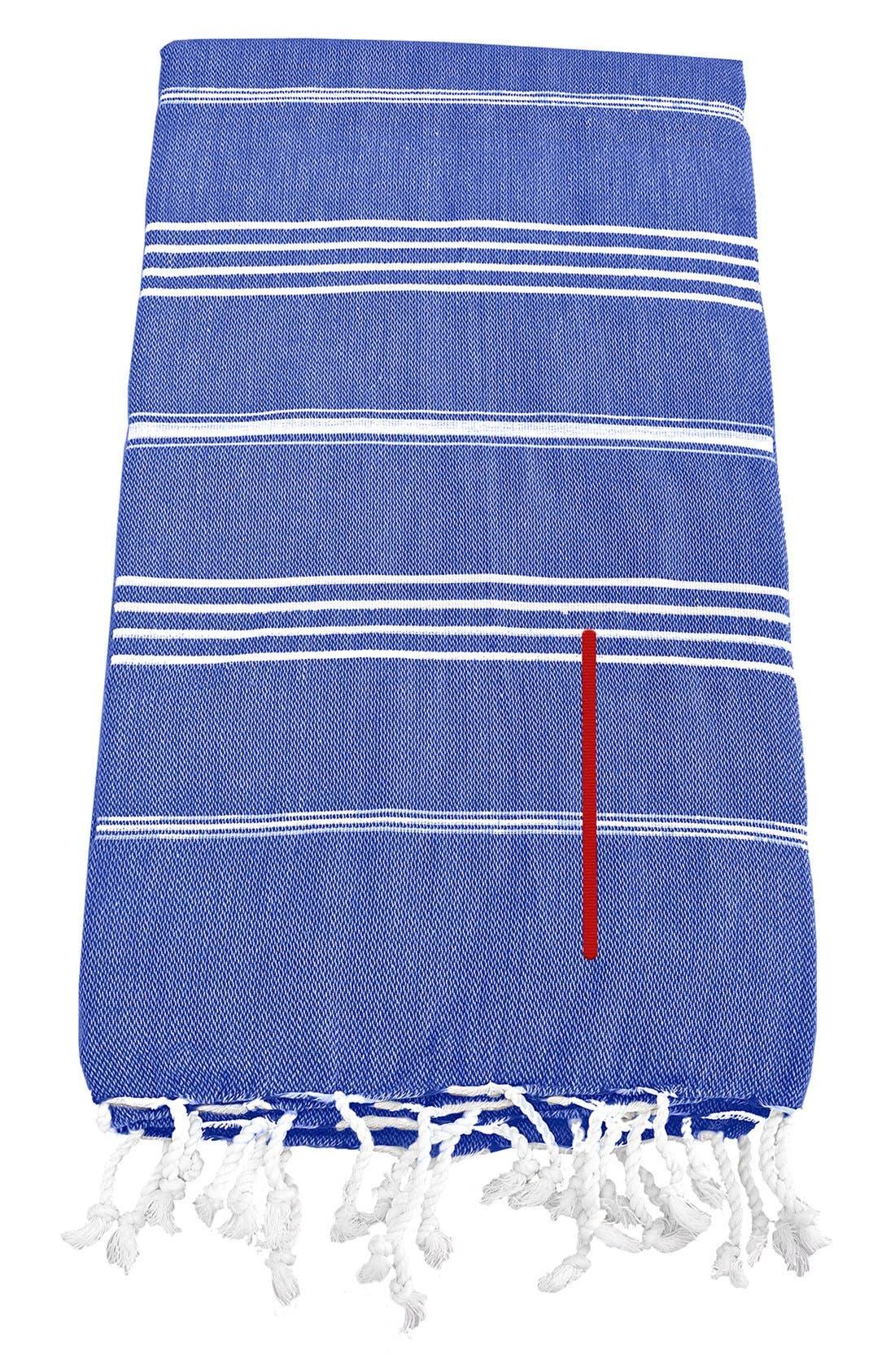Monogram Turkish Cotton Towel,                             Main thumbnail 65, color,