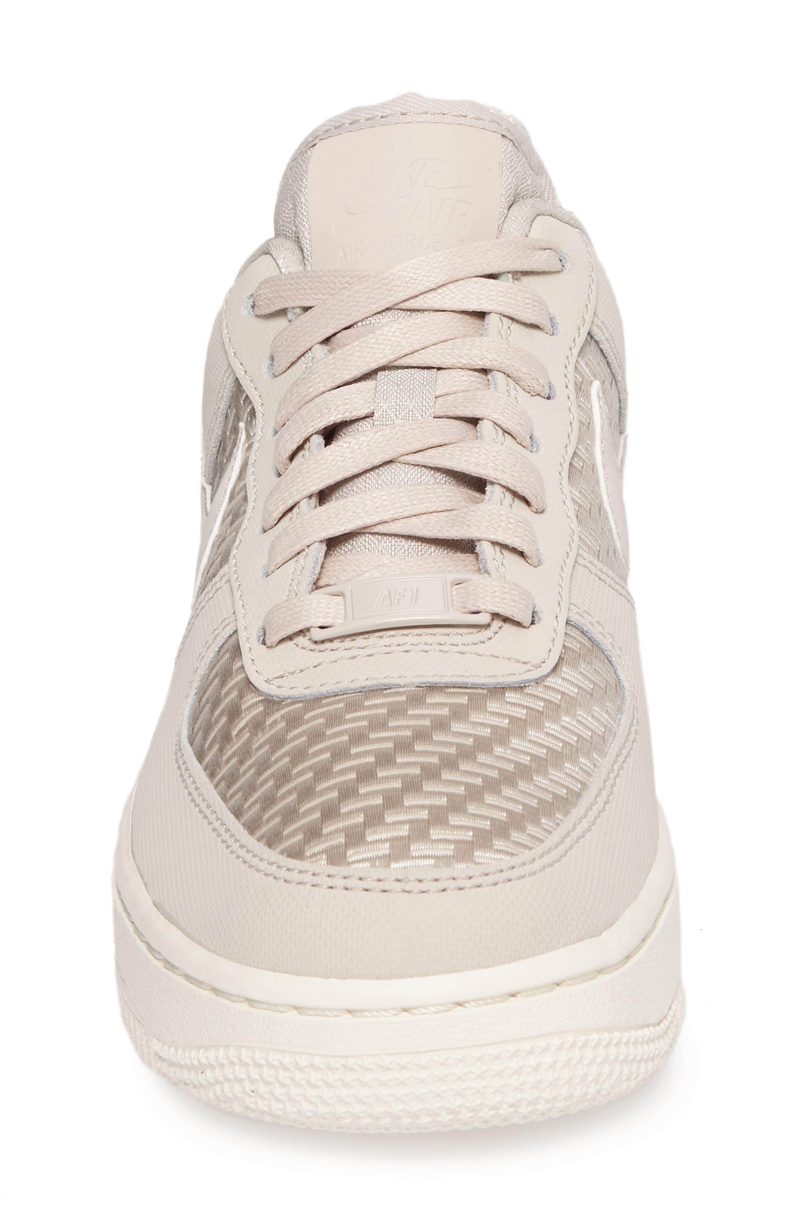 Air Force 1 '07 Pinnacle Sneaker,                             Alternate thumbnail 4, color,                             DESERT SAND/ DESERT SAND