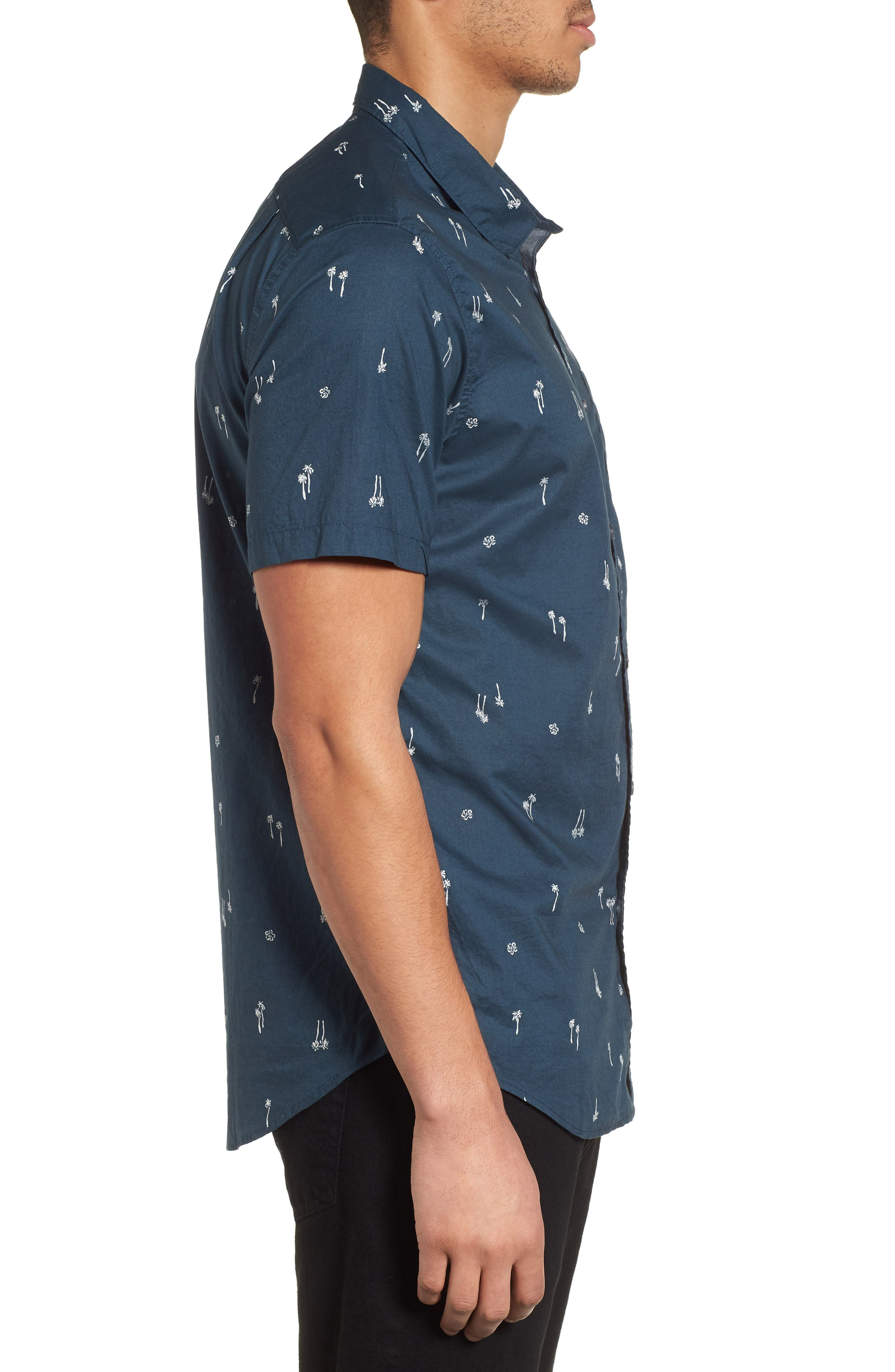 Sundays Mini Short Sleeve Shirt,                             Alternate thumbnail 9, color,