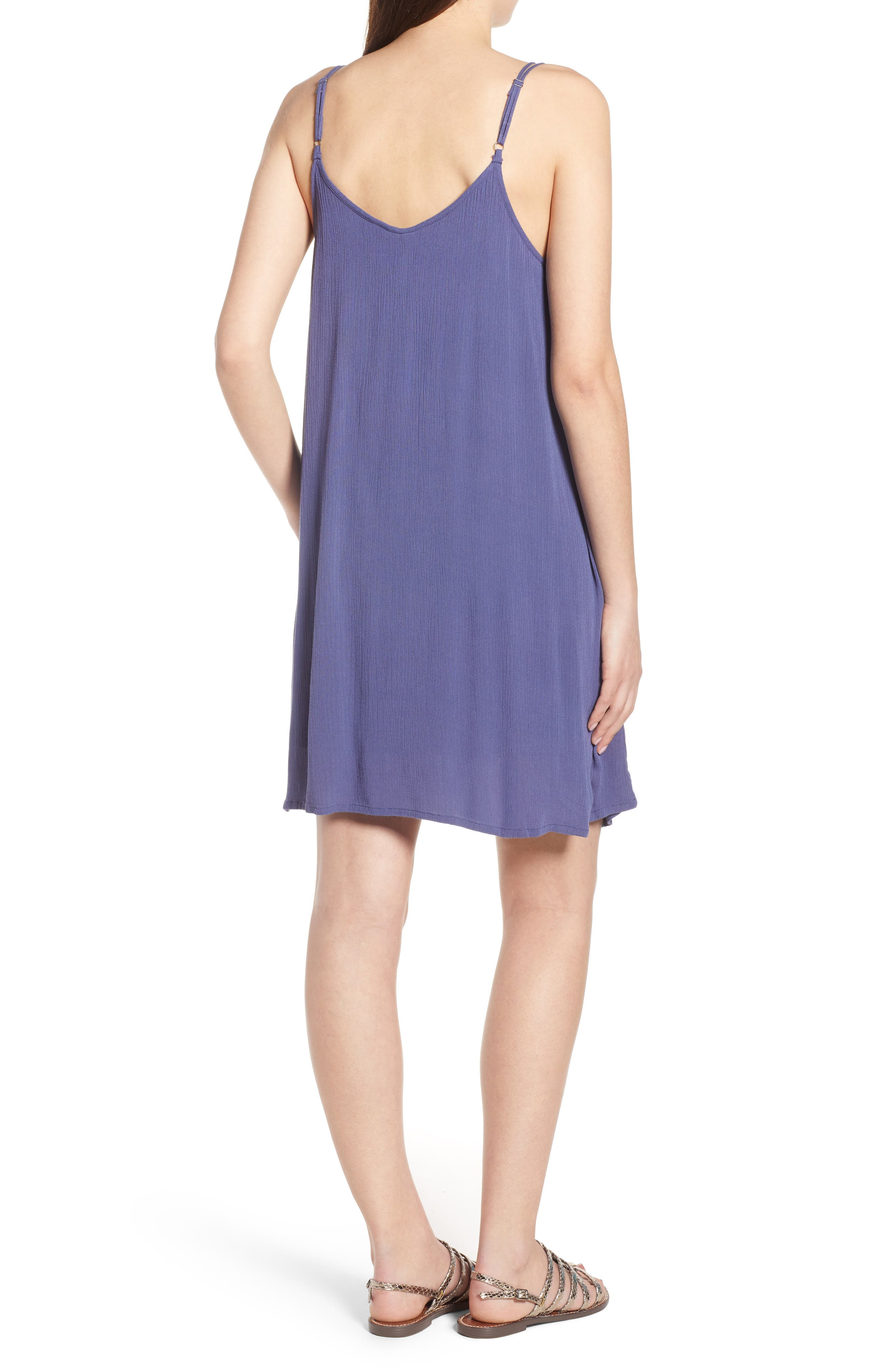 Half Year Old Trapeze Dress,                             Alternate thumbnail 6, color,