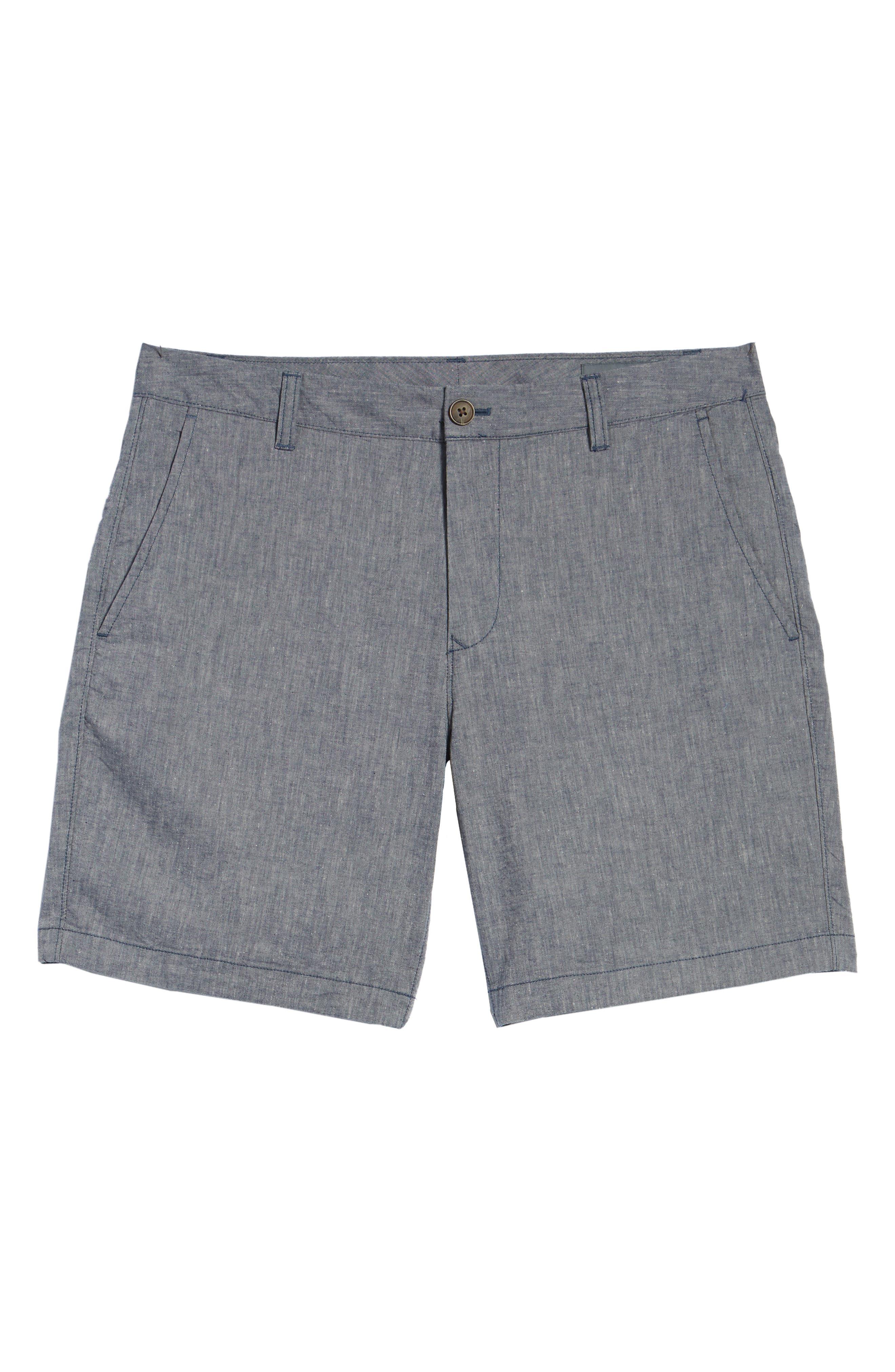 Novelty Chino Shorts,                             Alternate thumbnail 6, color,