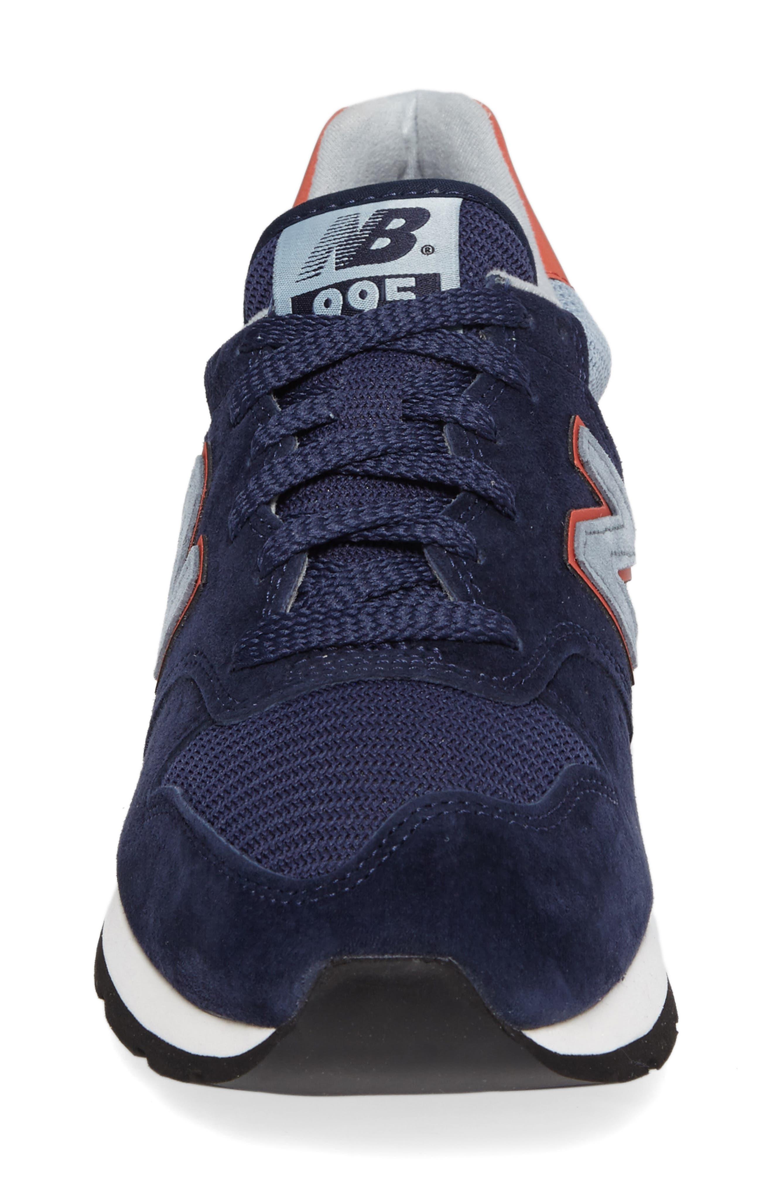 995 Sneaker,                             Alternate thumbnail 4, color,