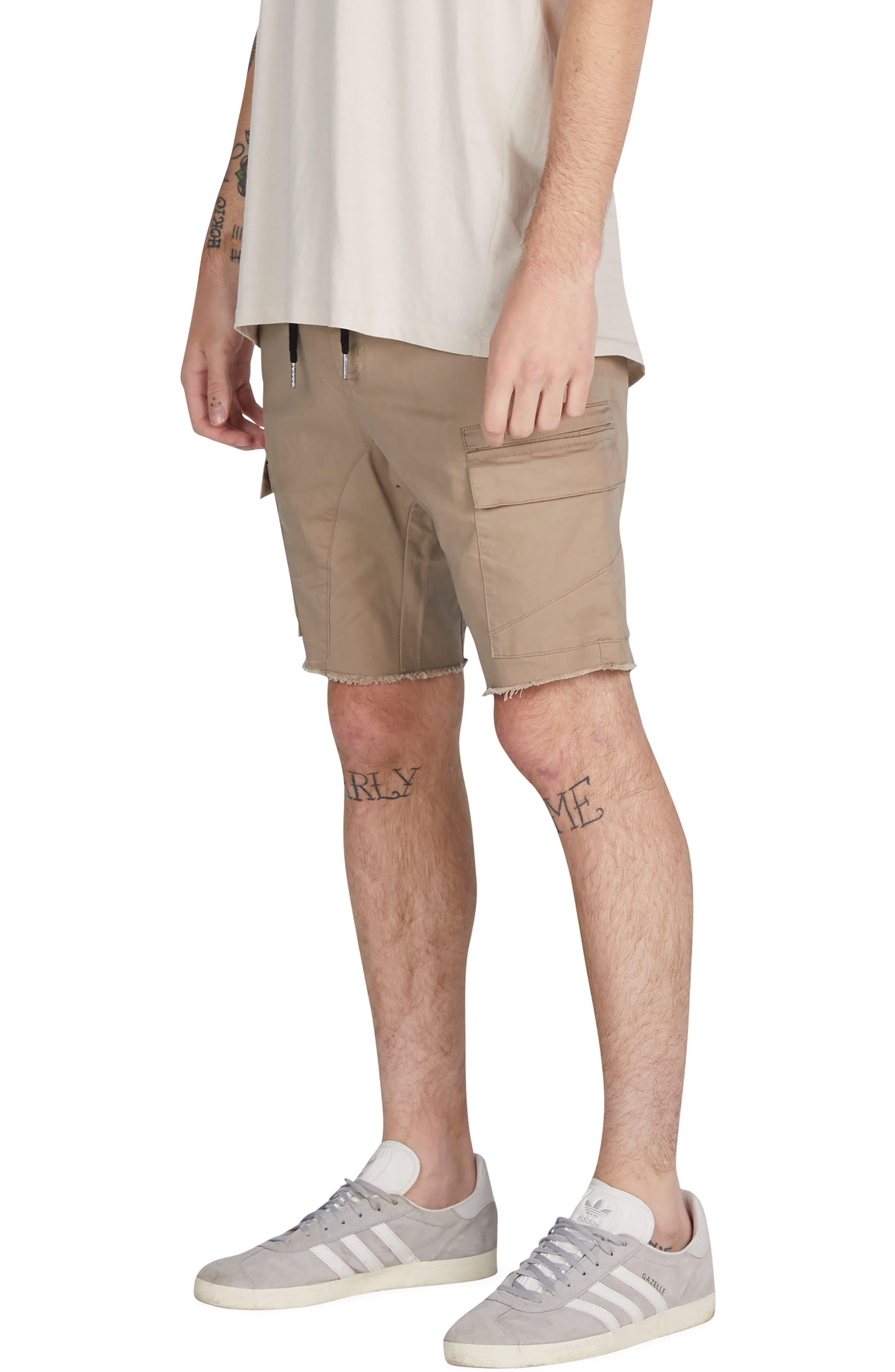 Sureshot Cargo Shorts,                             Alternate thumbnail 6, color,                             SAND