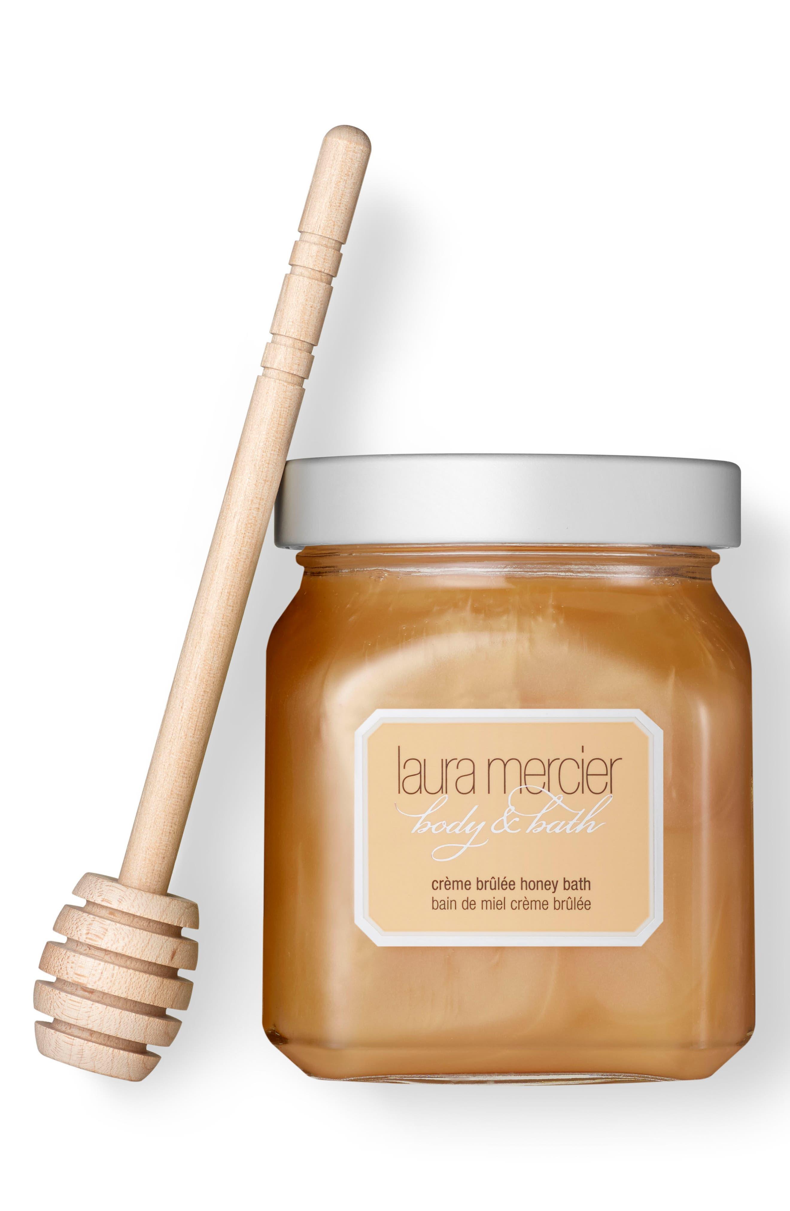 Crème Brûlée Honey Bath,                             Main thumbnail 1, color,                             NO COLOR