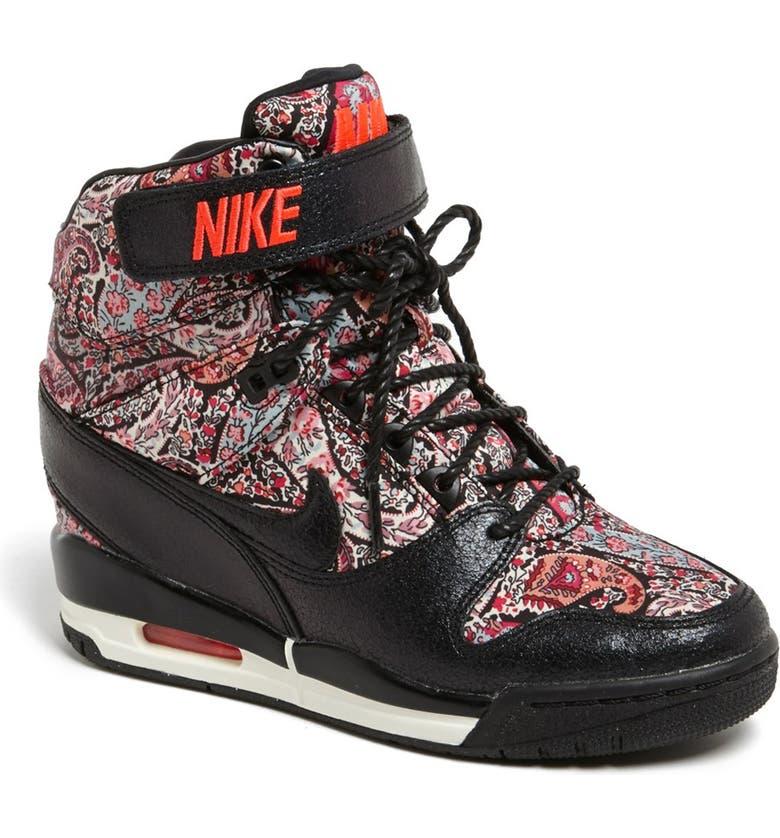 ac60b3773e4 Nike  Air Revolution Sky Hi Liberty  Wedge Sneaker (Women)