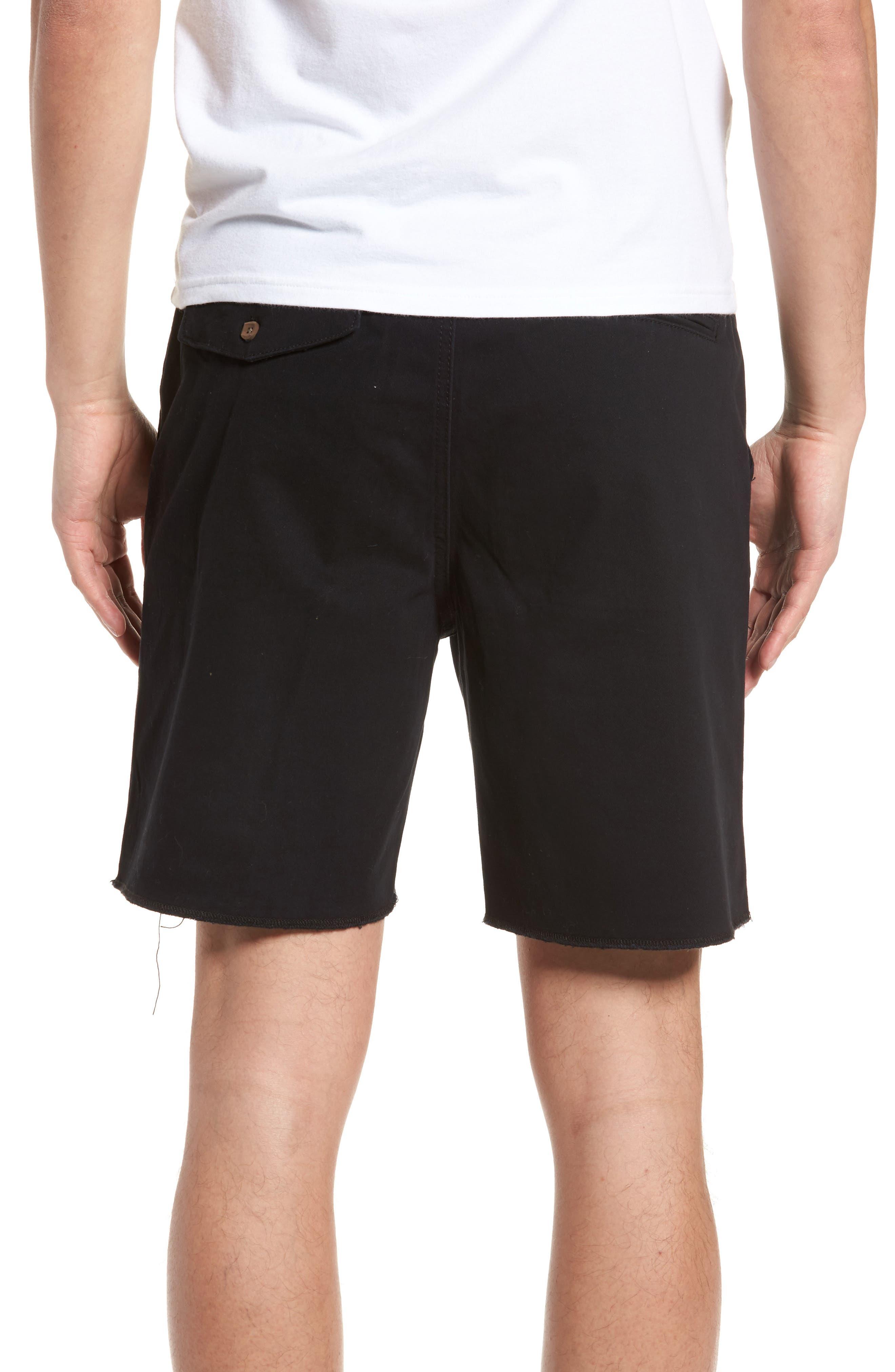 LIRA CLOTHING,                             Weekday Shorts,                             Alternate thumbnail 2, color,                             001