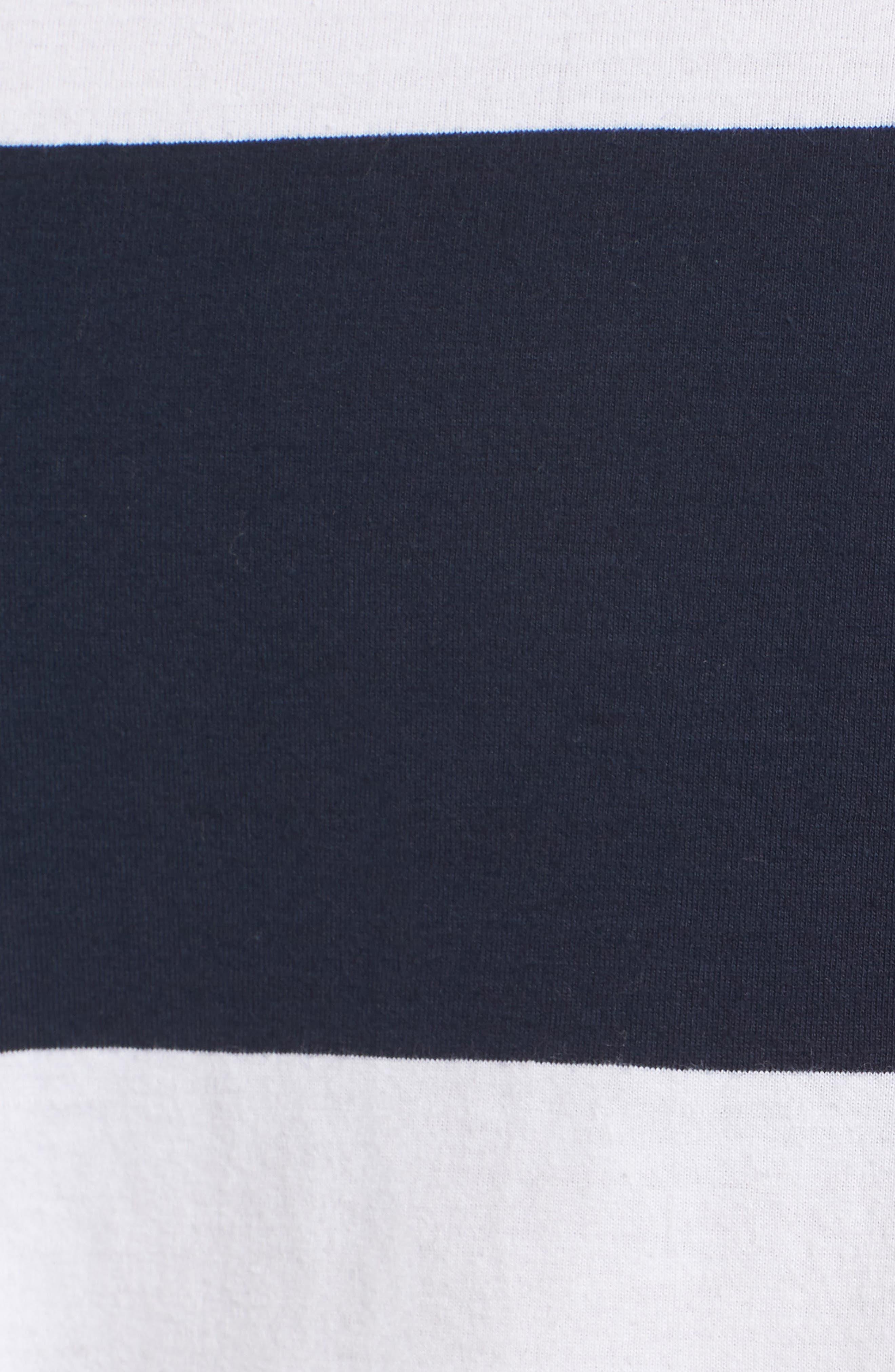 Colorblock Pocket T-Shirt,                             Alternate thumbnail 5, color,                             121