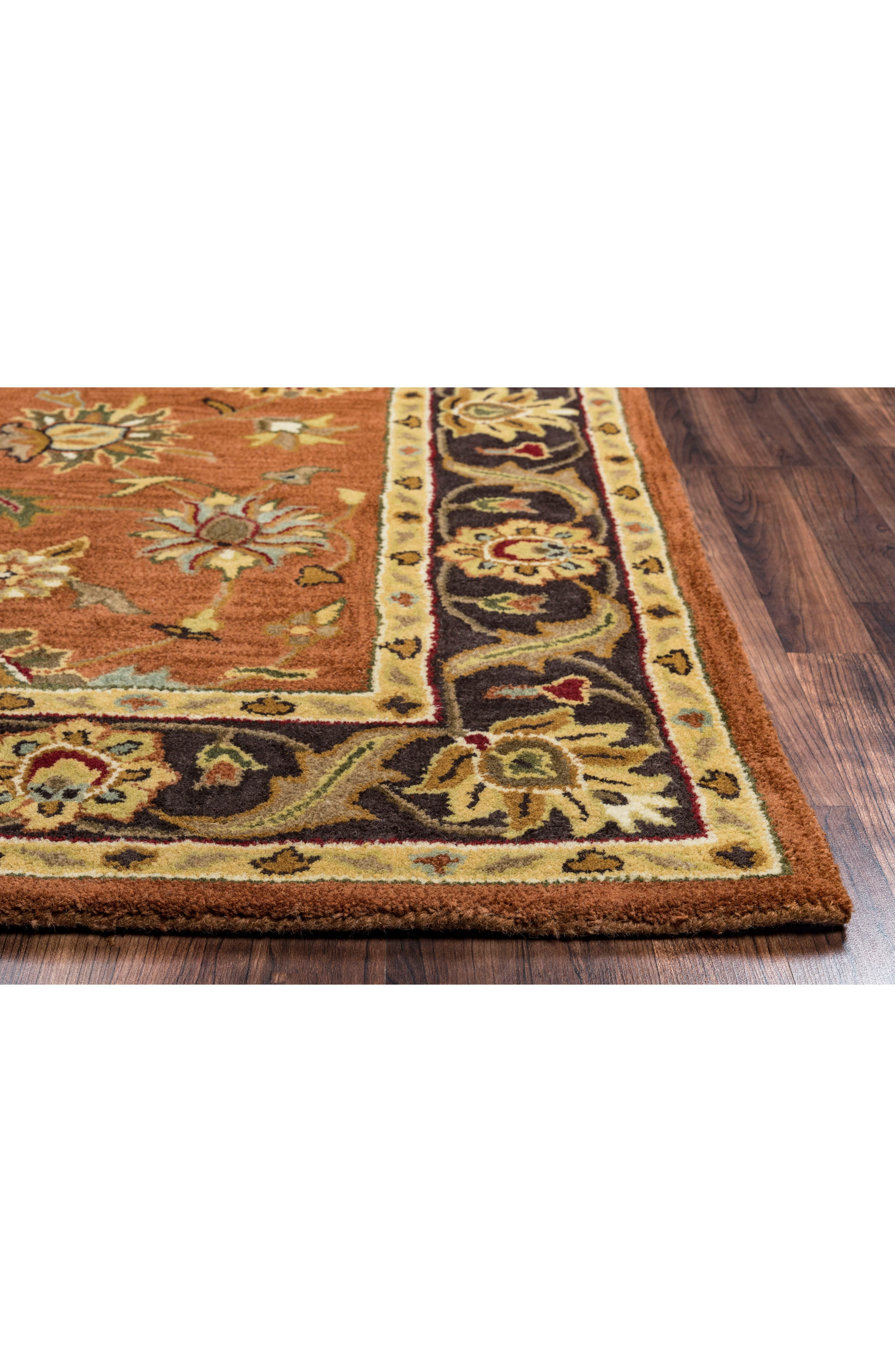 Amalia Hand Tufted Wool Area Rug,                             Alternate thumbnail 2, color,                             220