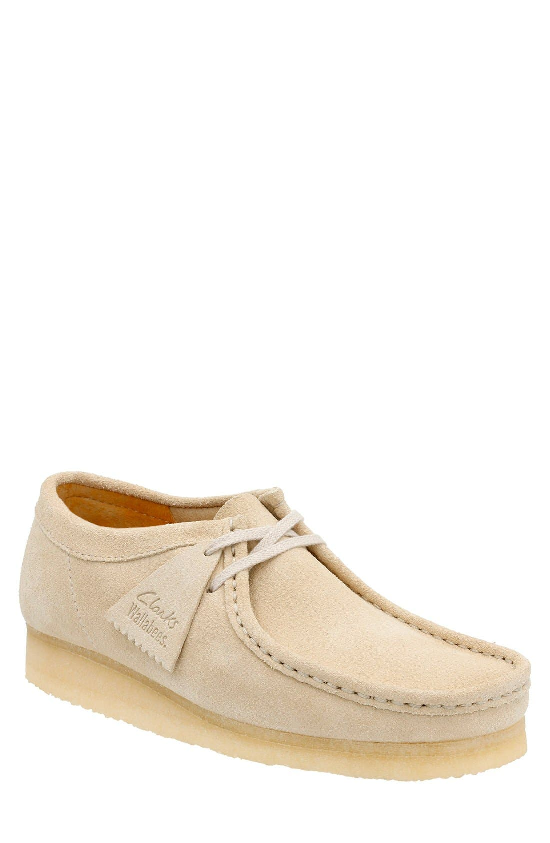 'Wallabee' Moc Toe Derby (Online Only),                             Main thumbnail 15, color,