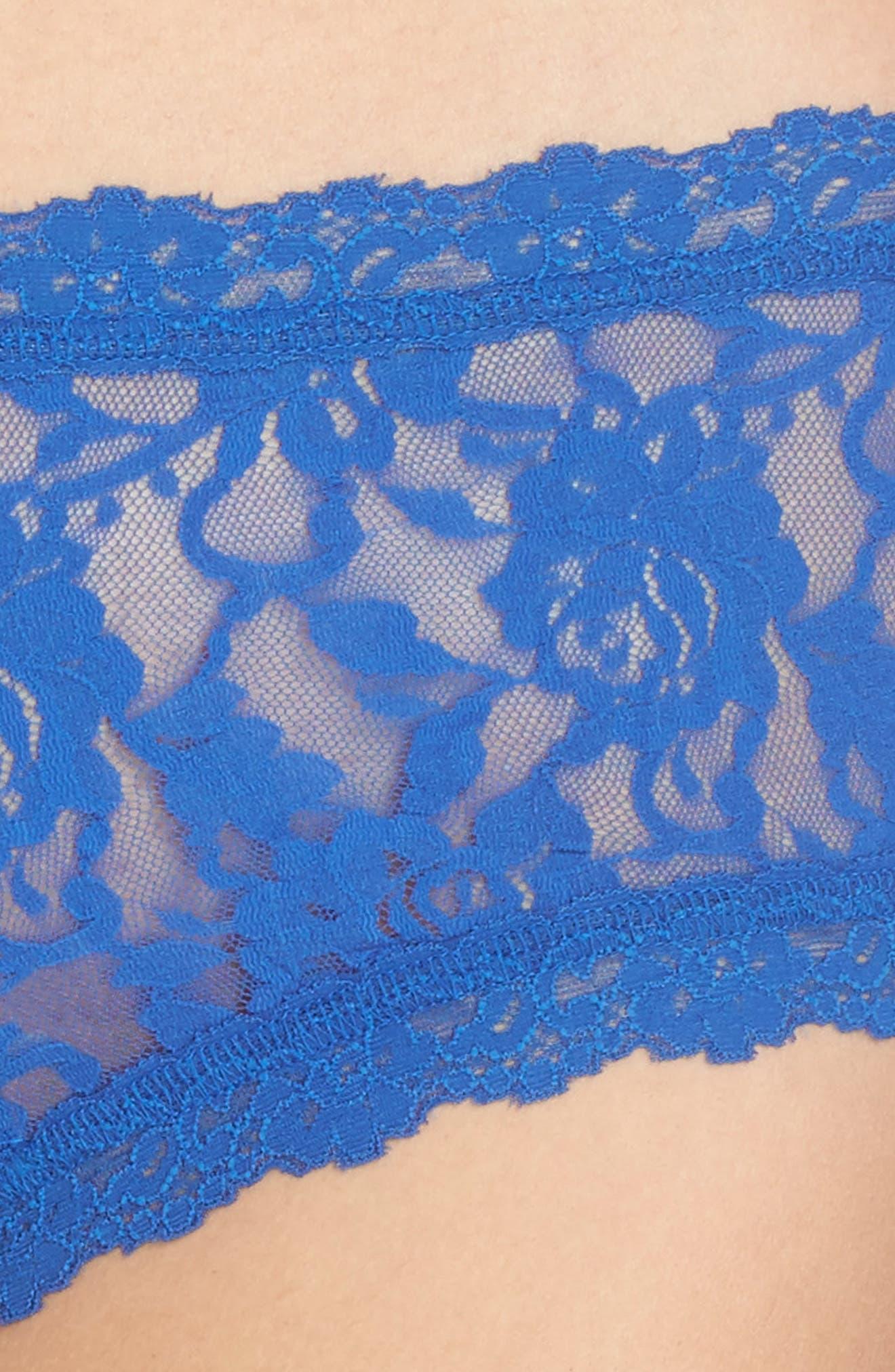 'Signature Lace' Boyshorts,                             Alternate thumbnail 367, color,