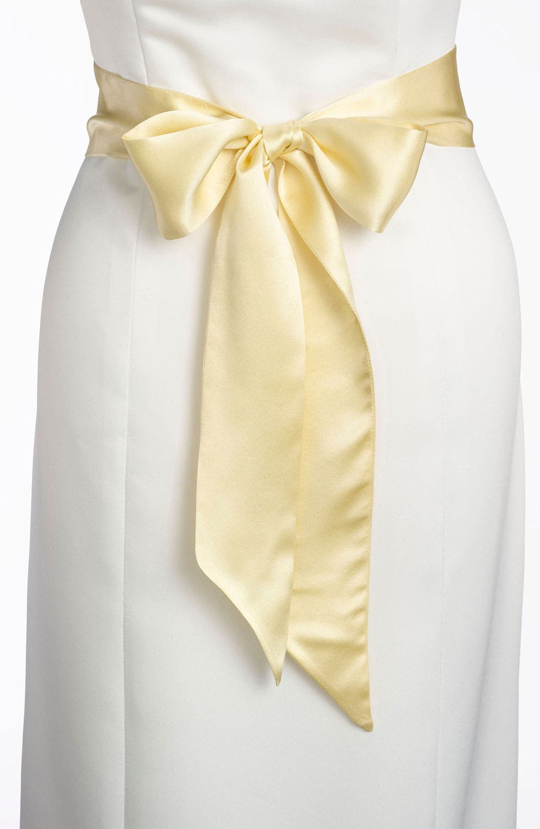 Silk Charmeuse Medium Sash,                             Alternate thumbnail 69, color,