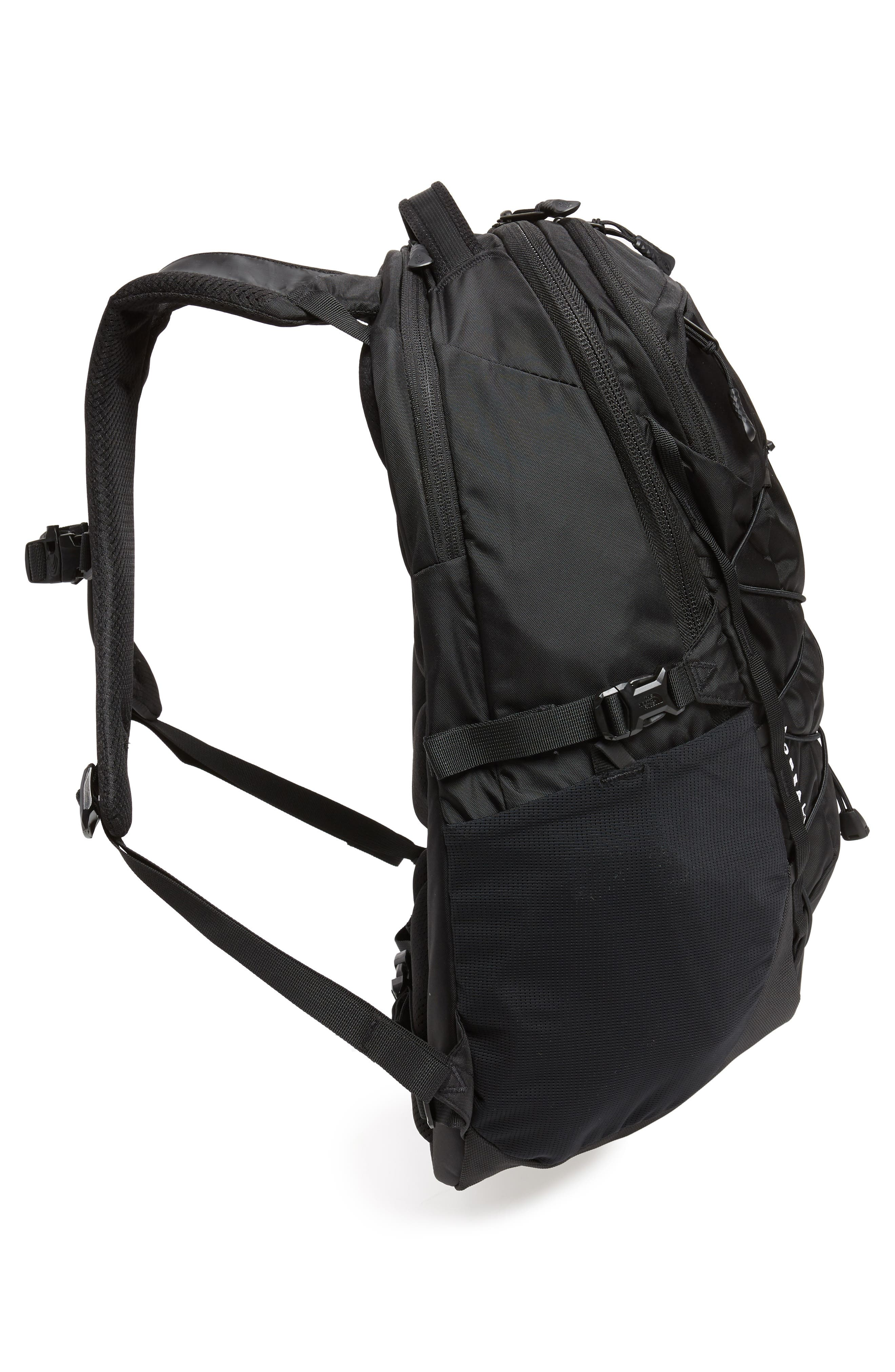 THE NORTH FACE,                             Borealis Backpack,                             Alternate thumbnail 4, color,                             001
