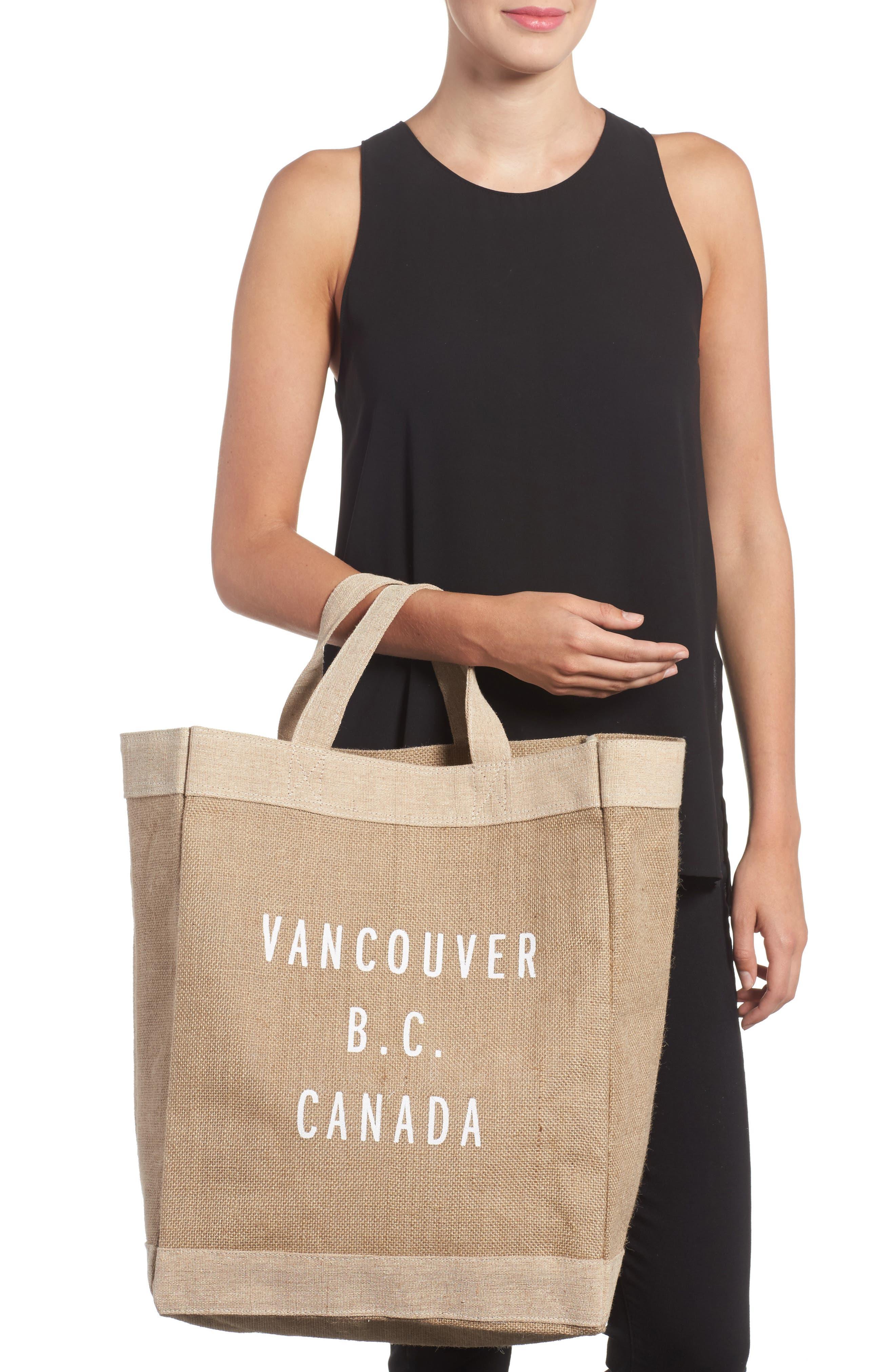 Vancouver Simple Market Bag,                             Alternate thumbnail 2, color,                             200