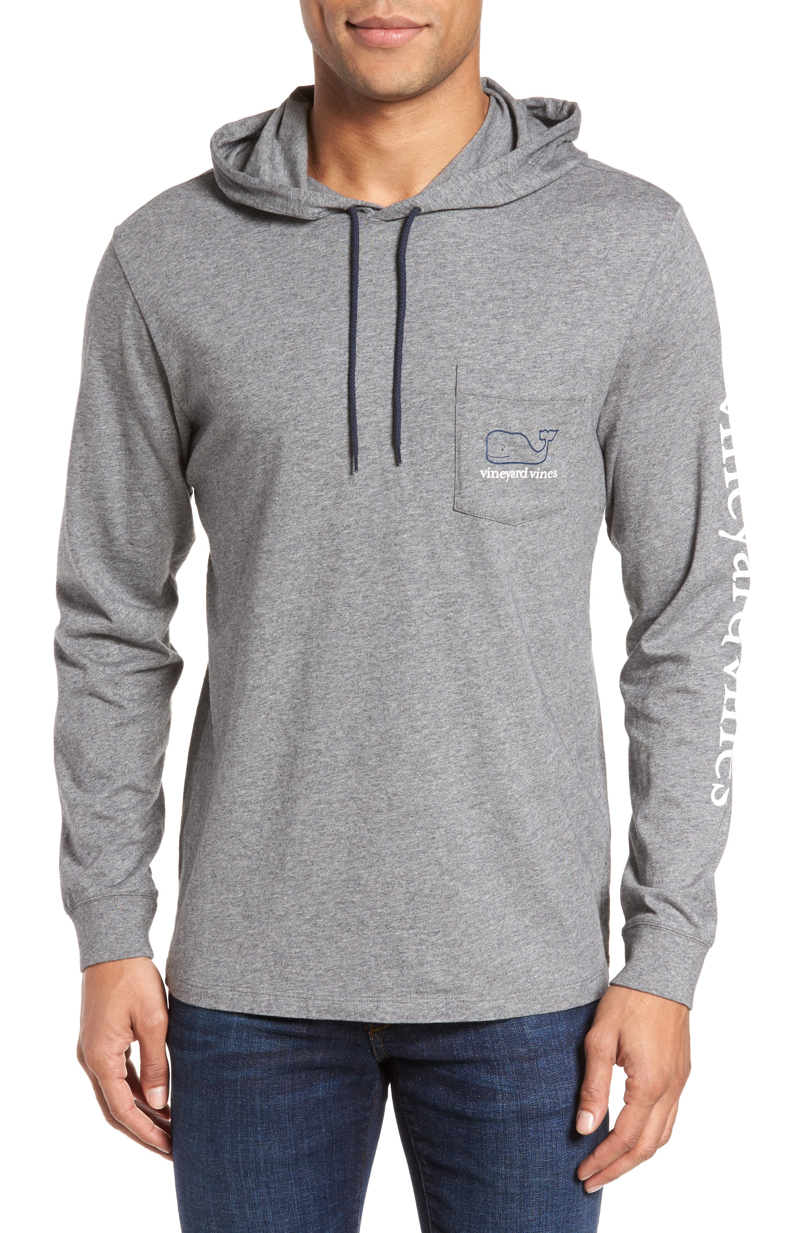 Whale Graphic Hooded T-Shirt,                         Main,                         color, 030
