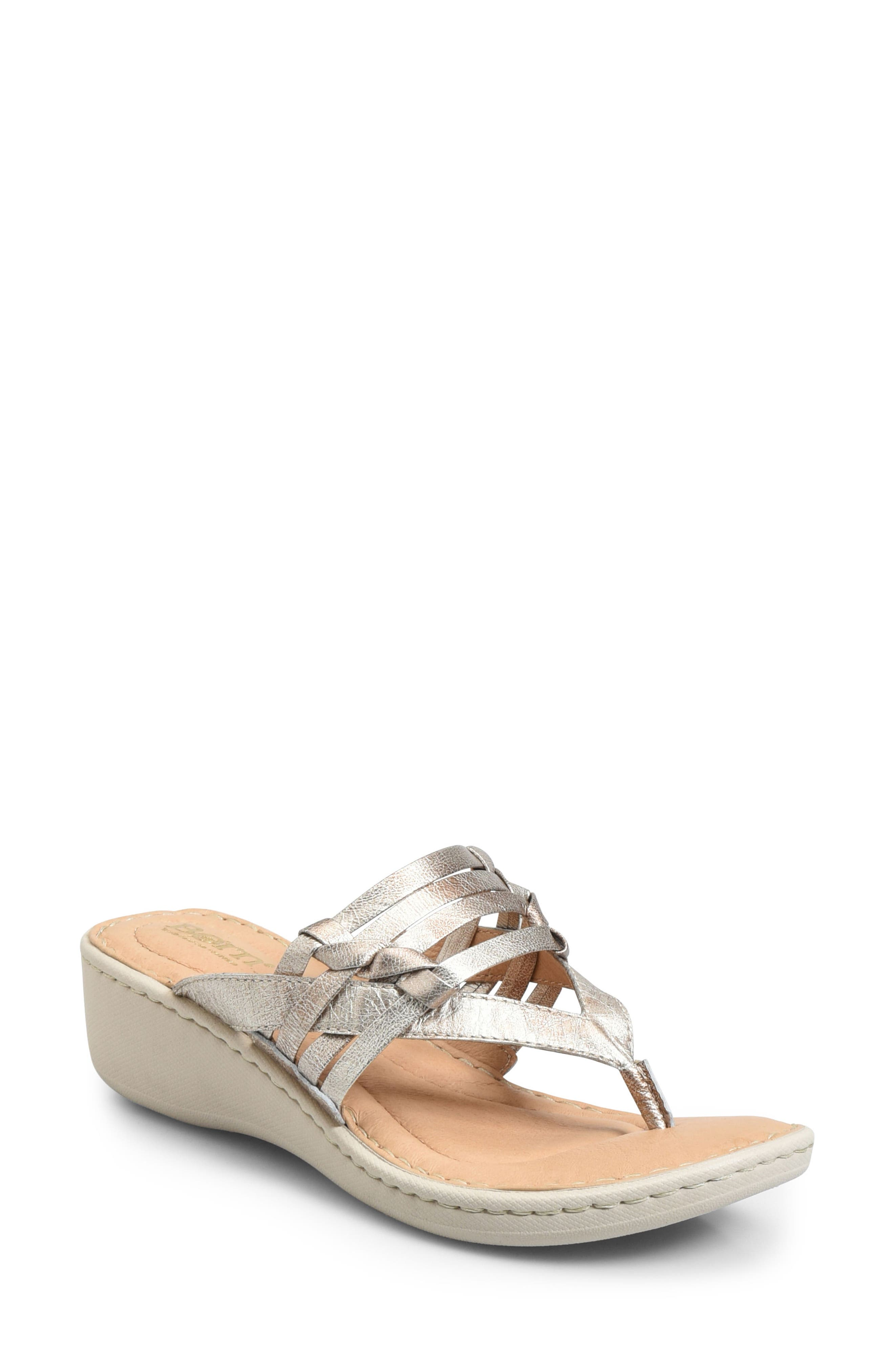 Tansey Wedge Sandal,                             Main thumbnail 2, color,