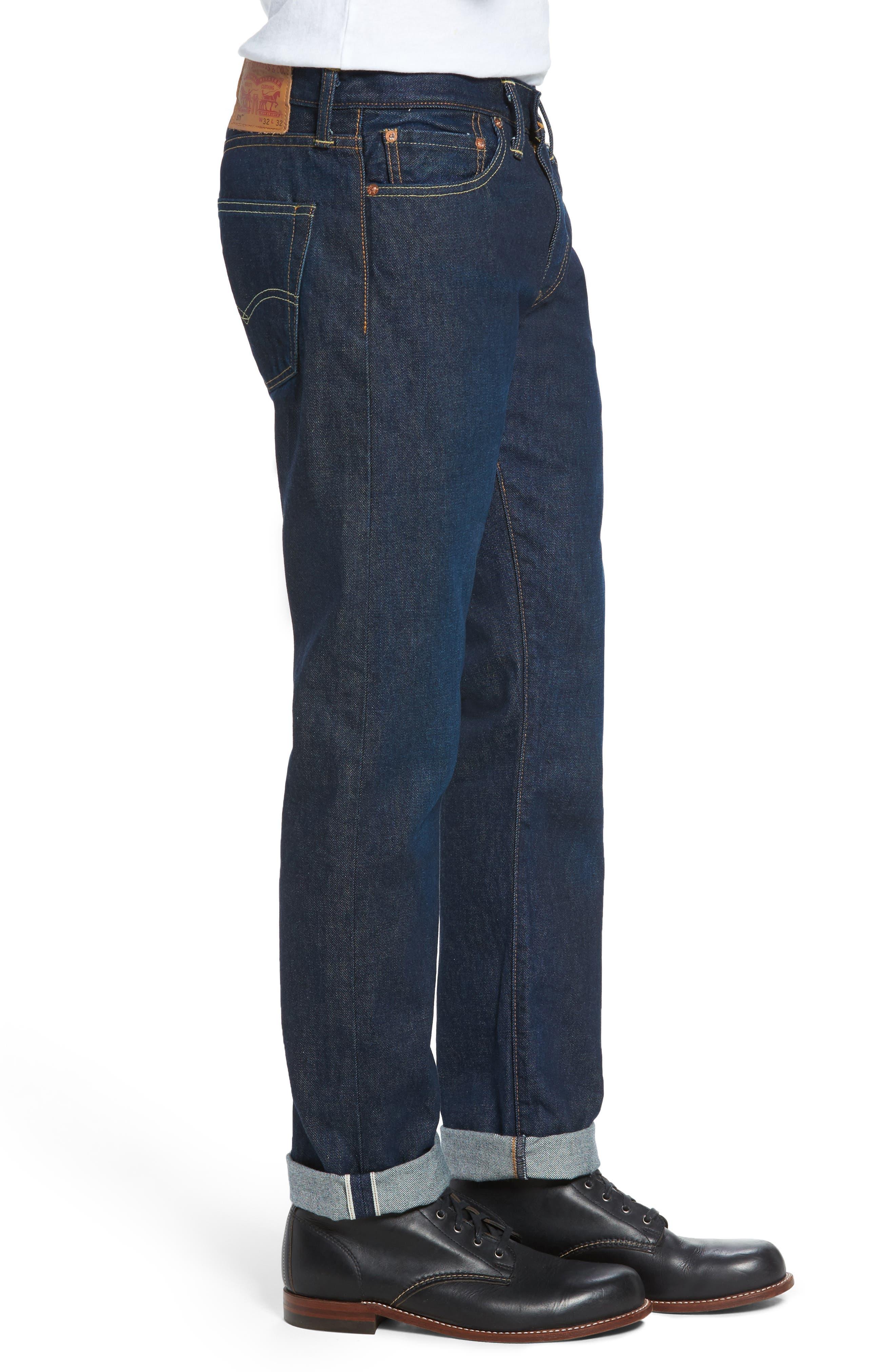 511<sup>™</sup> Slim Fit Jeans,                             Alternate thumbnail 3, color,