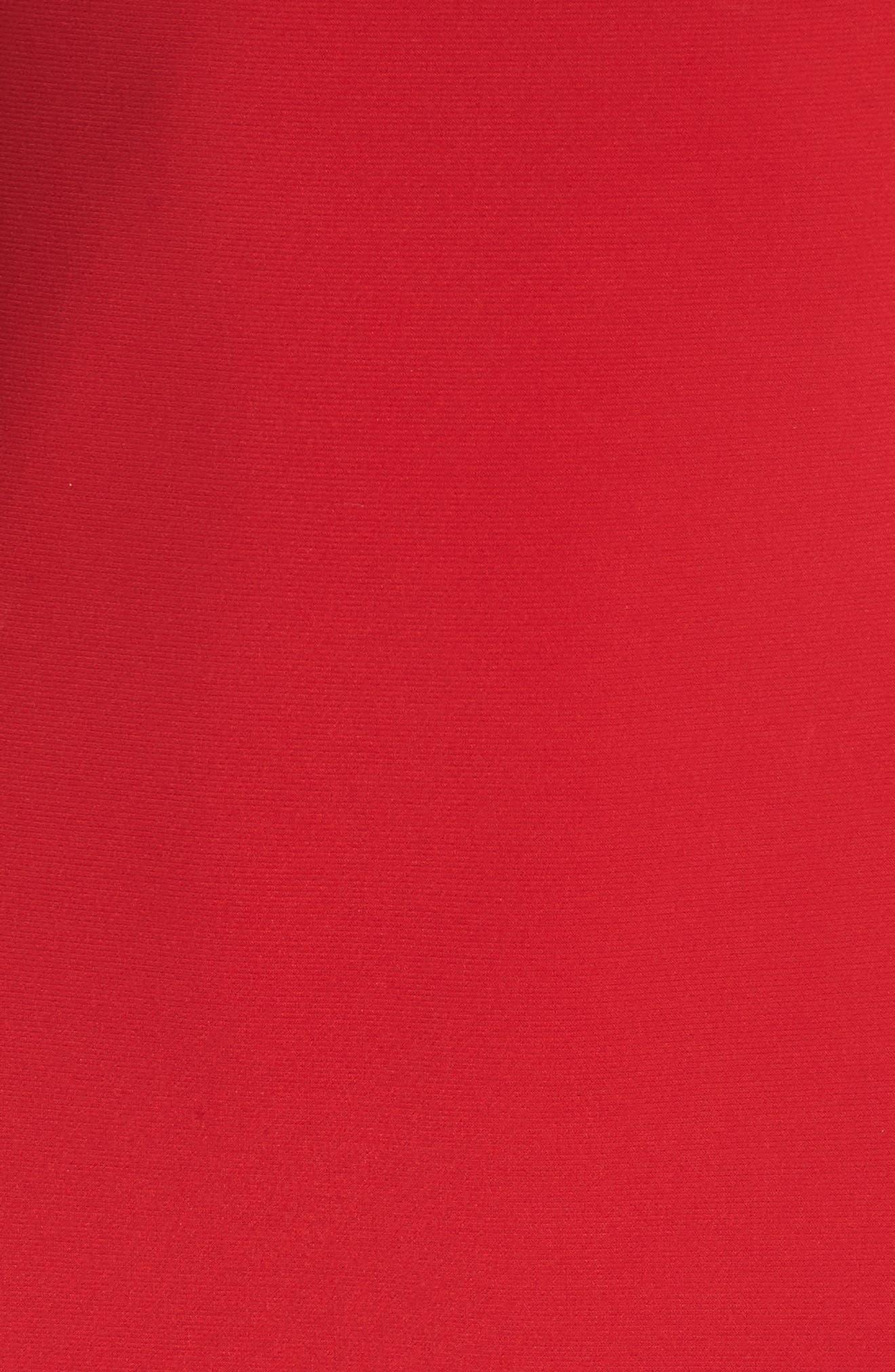 Mac Duggal Embellished Shoulder Jersey Gown,                             Alternate thumbnail 7, color,                             600