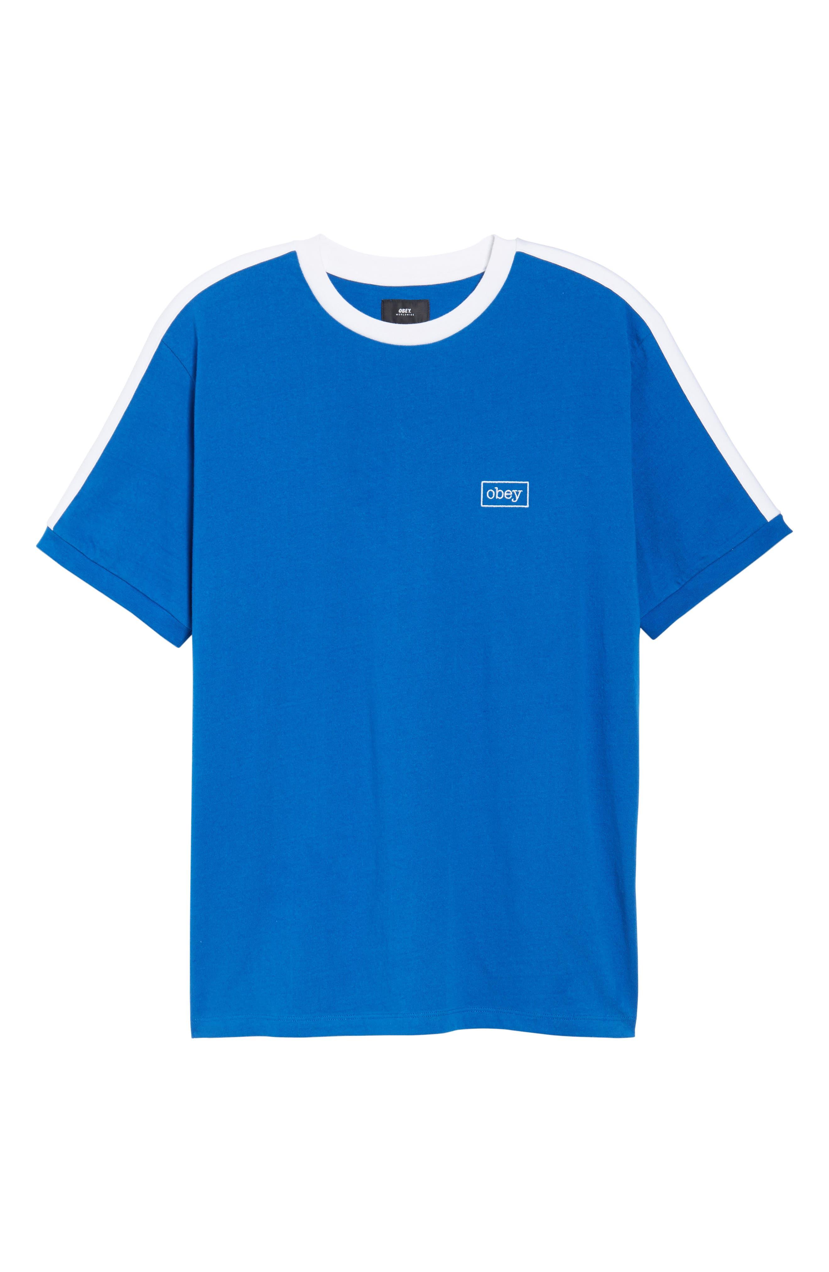 Borstal T-Shirt,                             Alternate thumbnail 6, color,                             424
