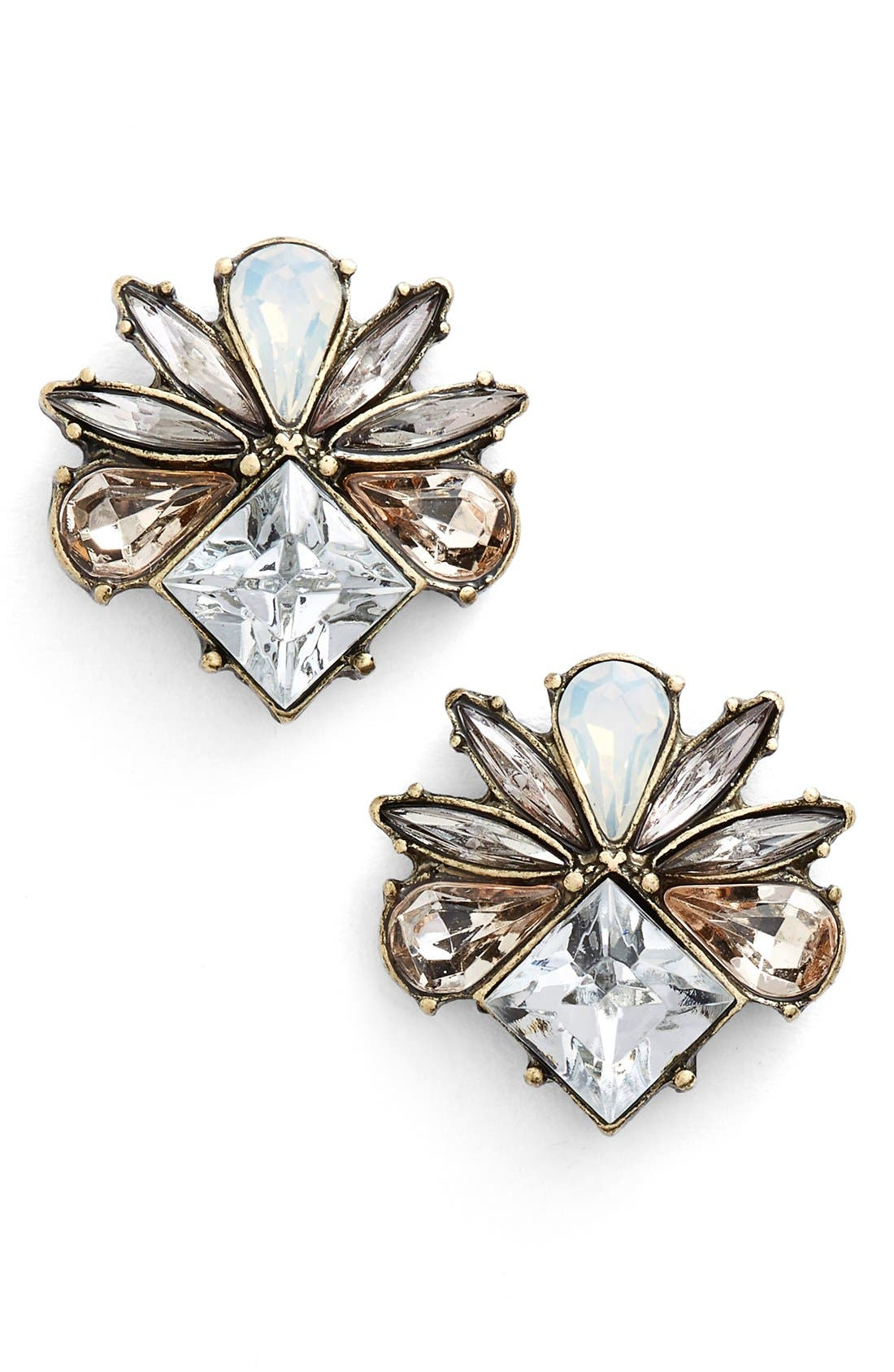 'Tundra' Stud Earrings,                             Main thumbnail 1, color,                             719