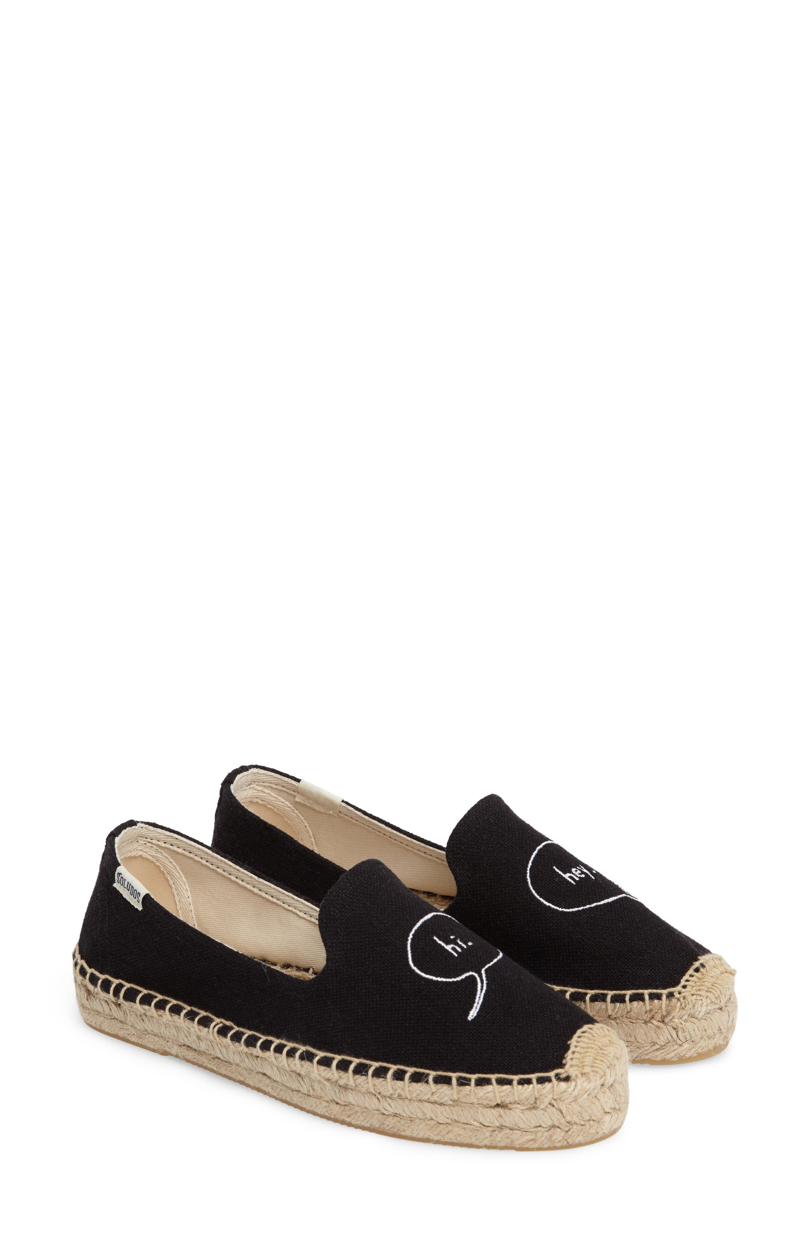 x ASHKAHN Embroidered Platform Espadrille,                             Alternate thumbnail 2, color,