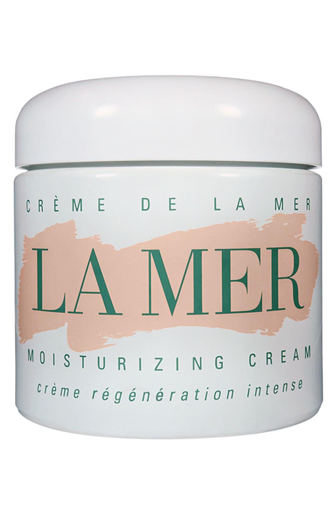 Crème de la Mer Moisturizing Cream,                             Main thumbnail 1, color,                             NO COLOR