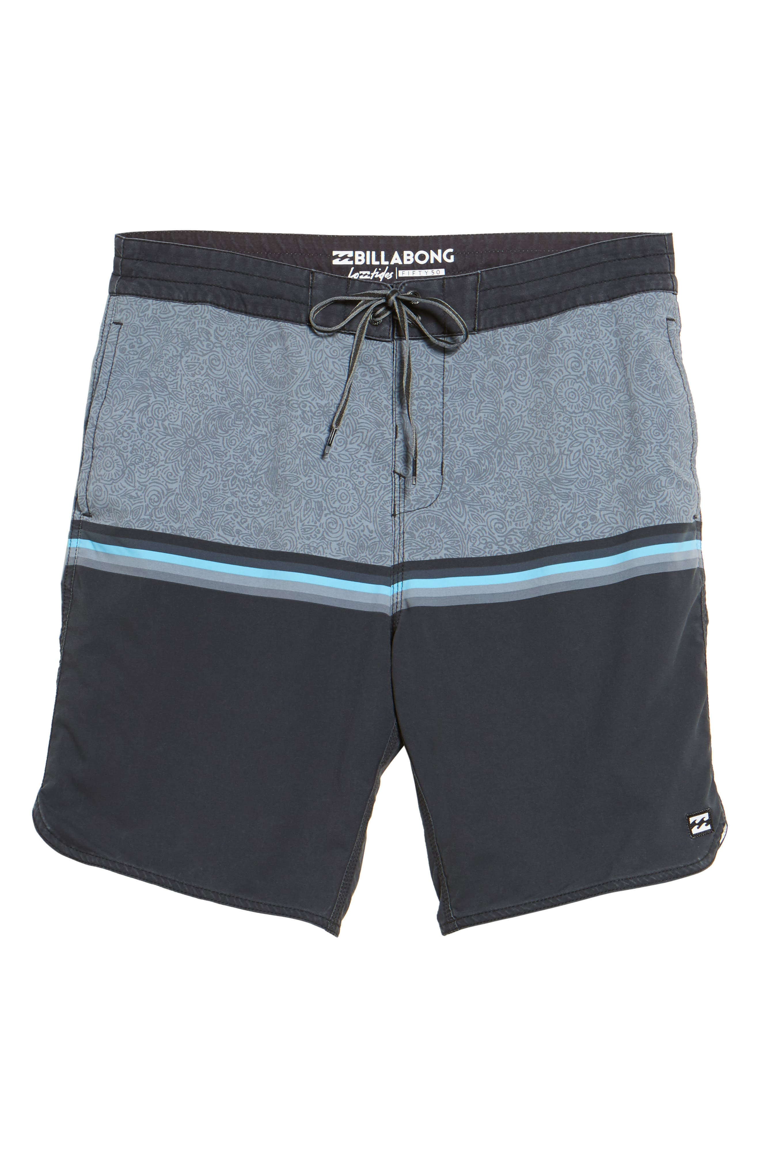 Fifty50 Low Tide Swim Trunks,                             Alternate thumbnail 26, color,