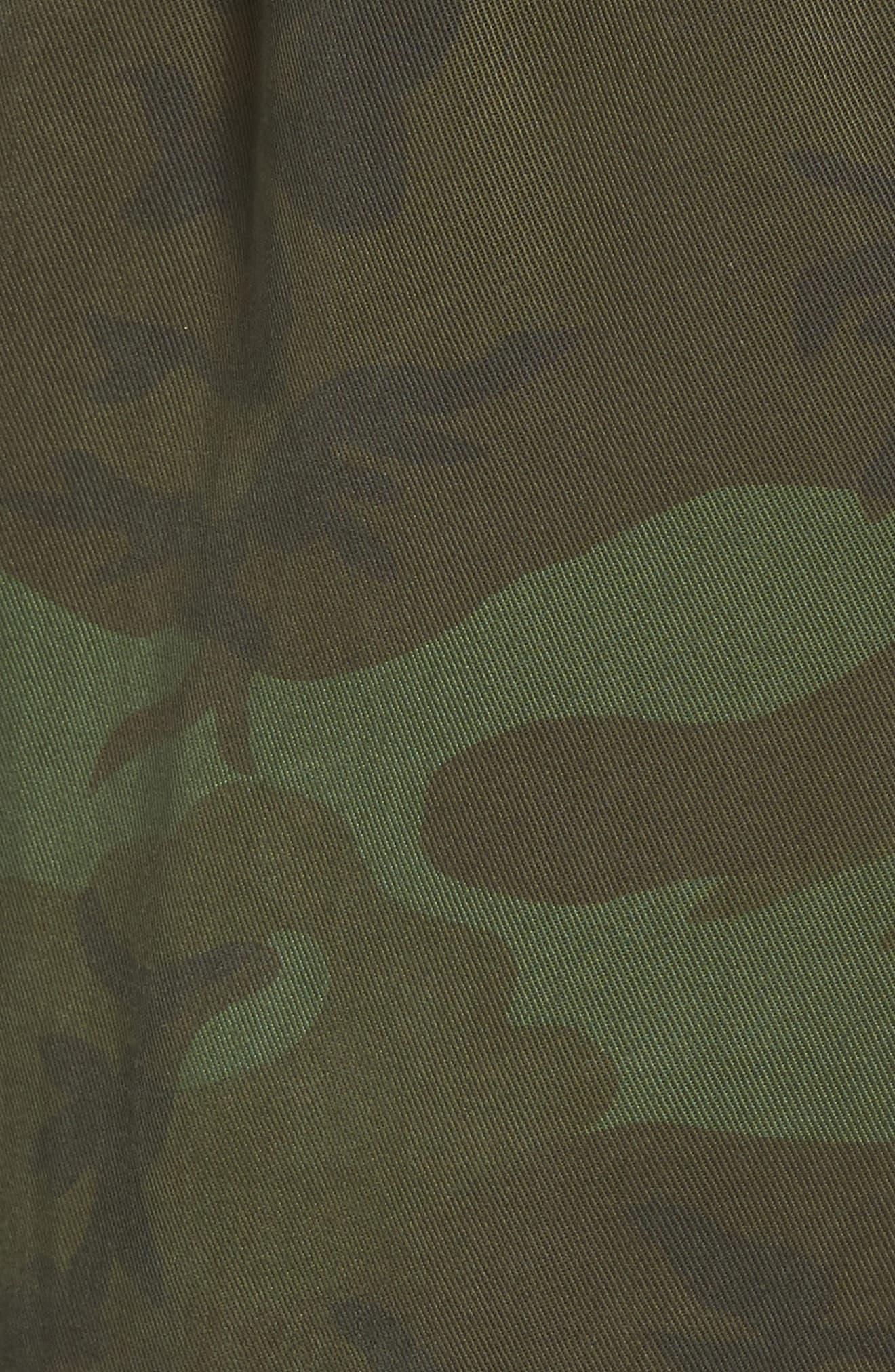 Camo Utility Pants,                             Alternate thumbnail 5, color,                             371