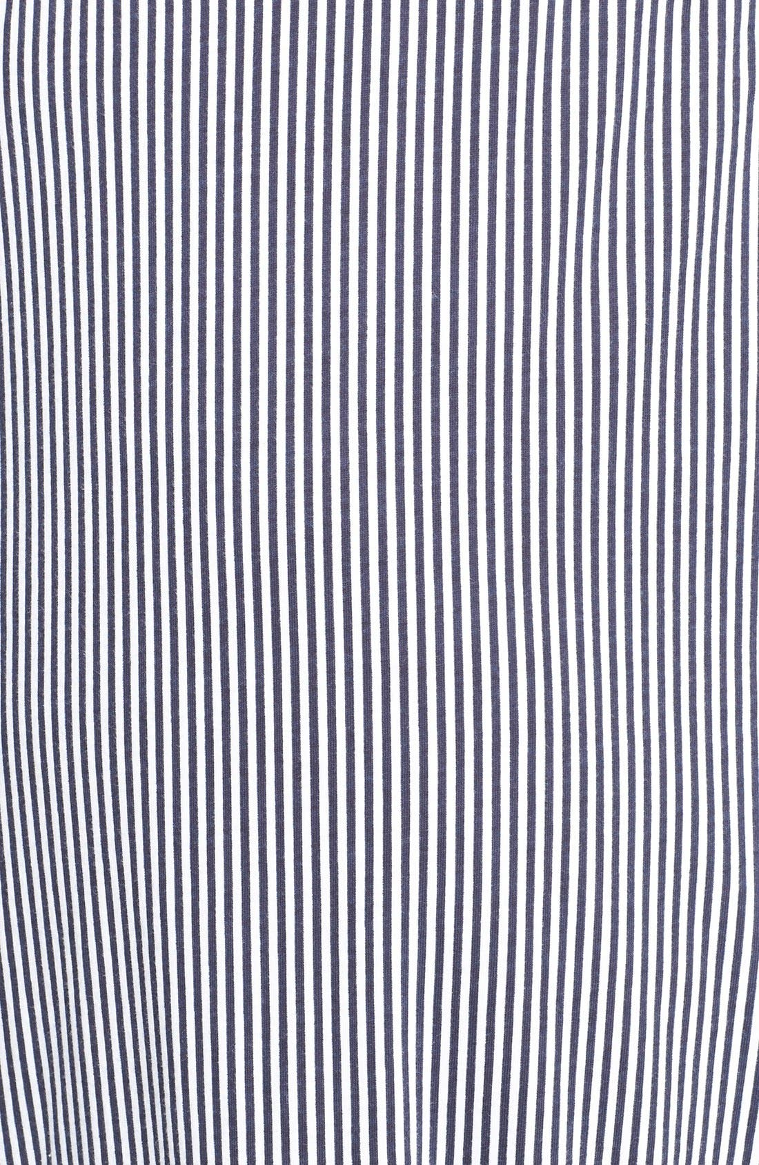 Knit Crop Pajamas,                             Alternate thumbnail 16, color,
