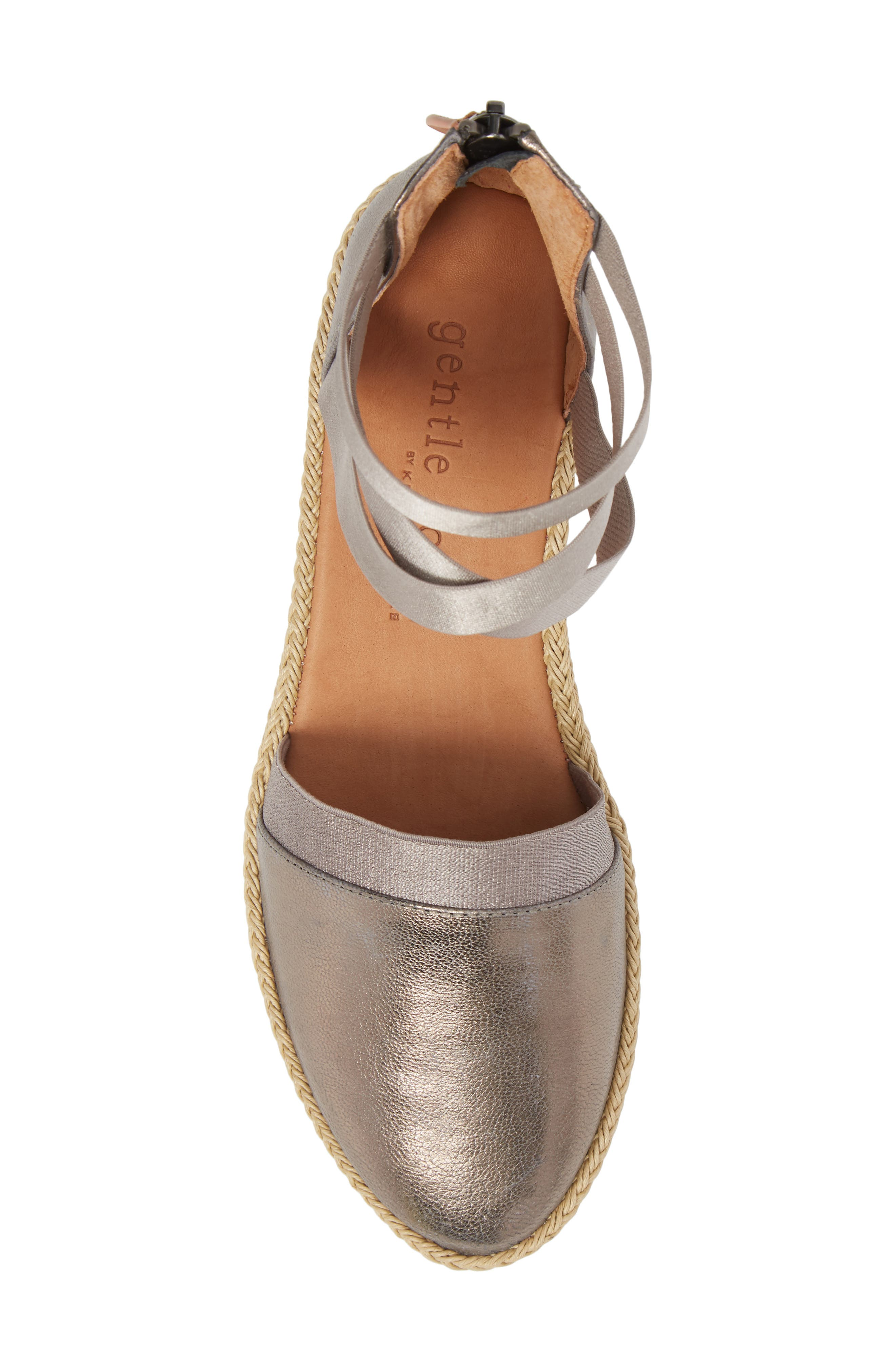 by Kenneth Cole Beth Espadrille Sandal,                             Alternate thumbnail 23, color,
