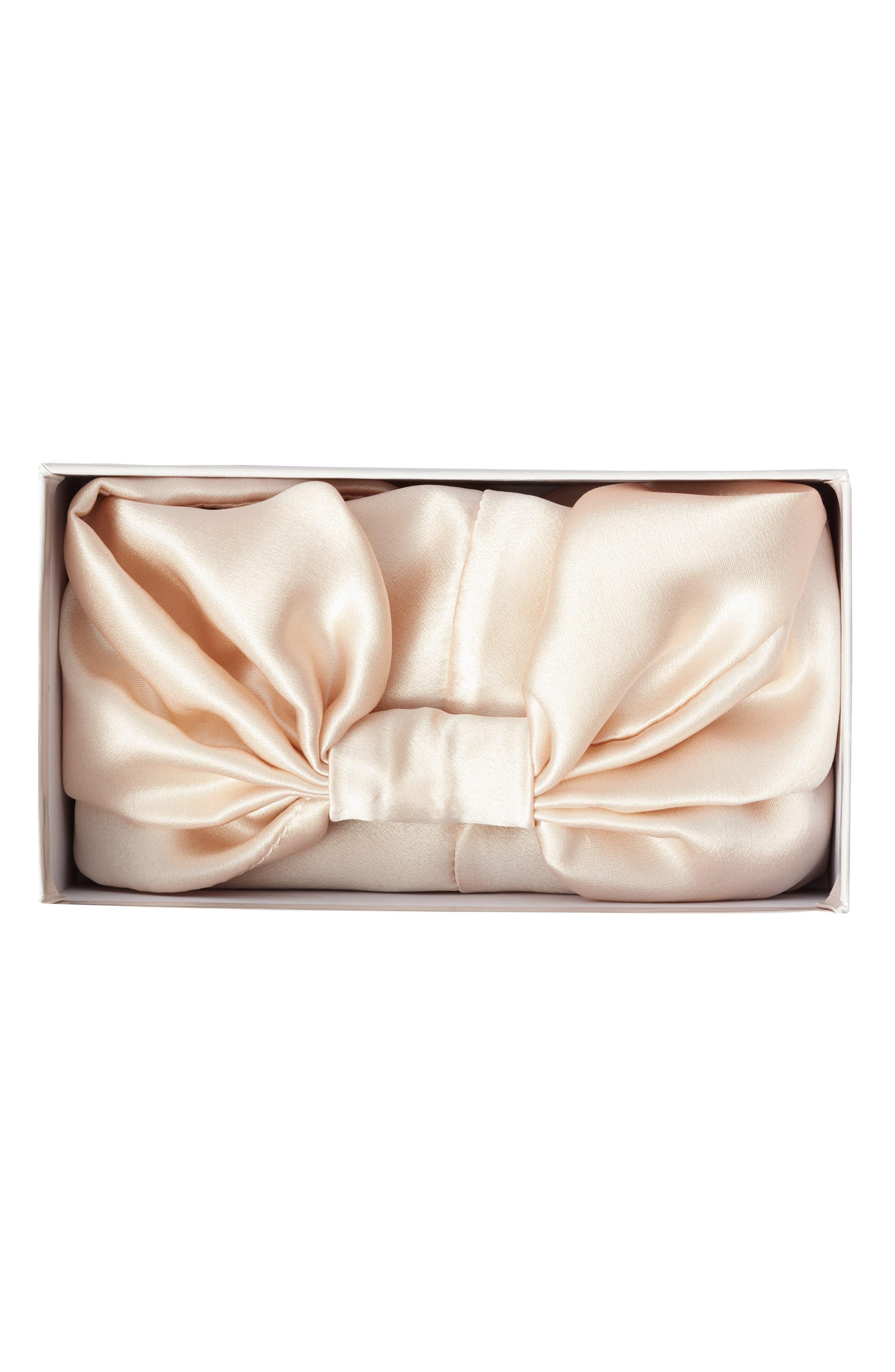 The Kate Silk Hair Wrap,                         Main,                         color, 250