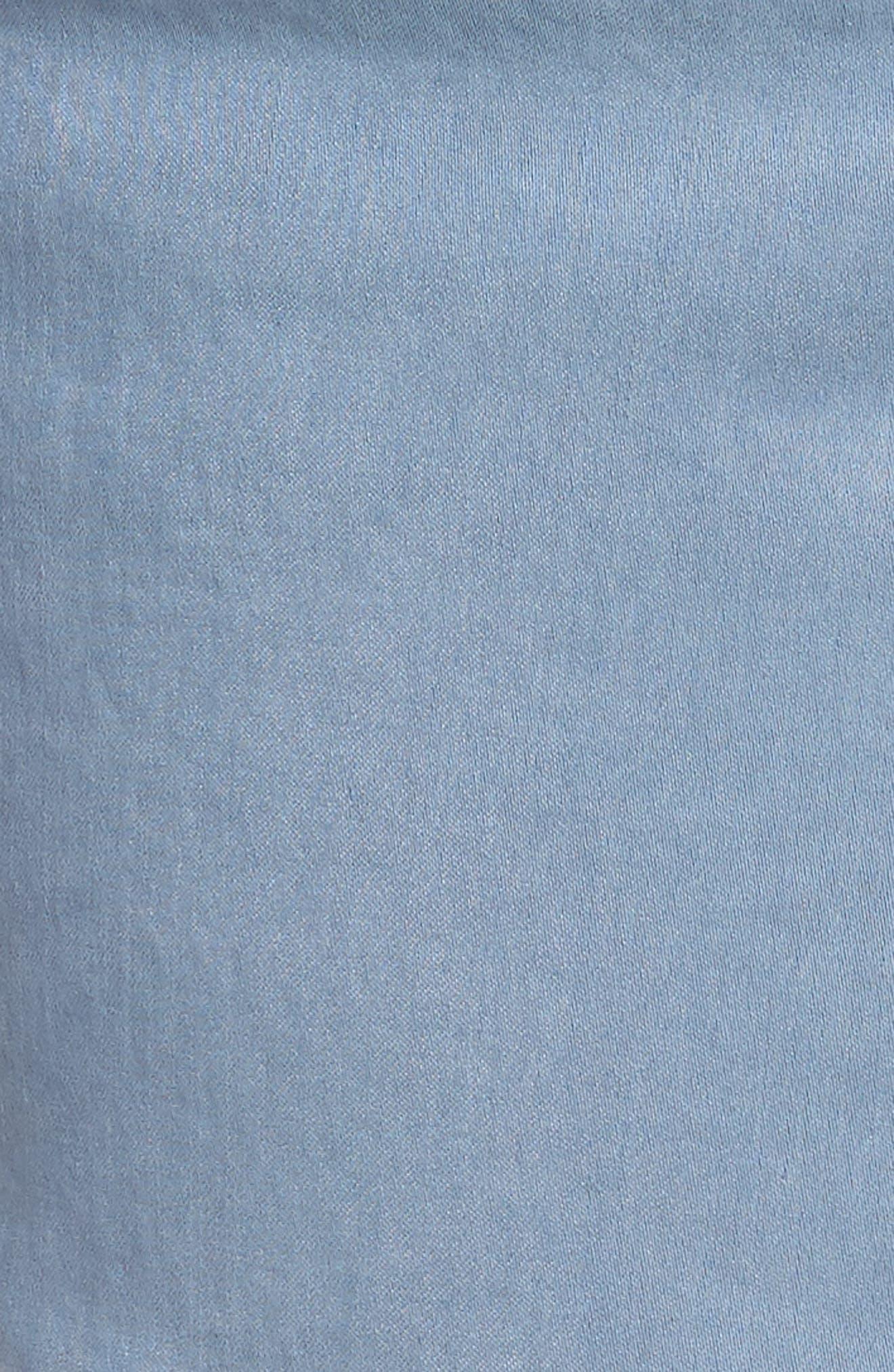 Slim Fit Washed Five-Pocket Pants,                             Alternate thumbnail 20, color,