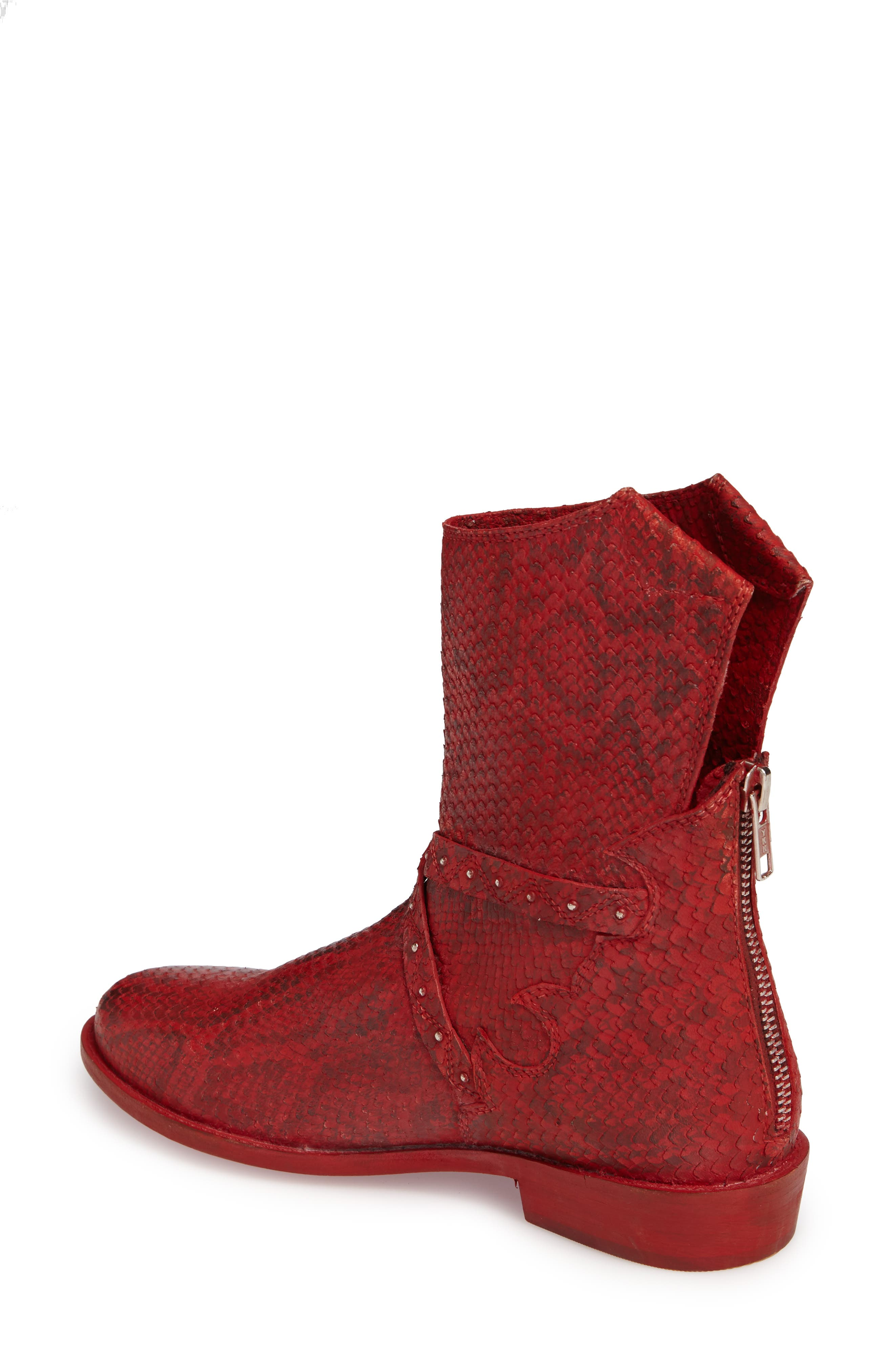 Alamosa Slouchy Bootie,                             Alternate thumbnail 6, color,